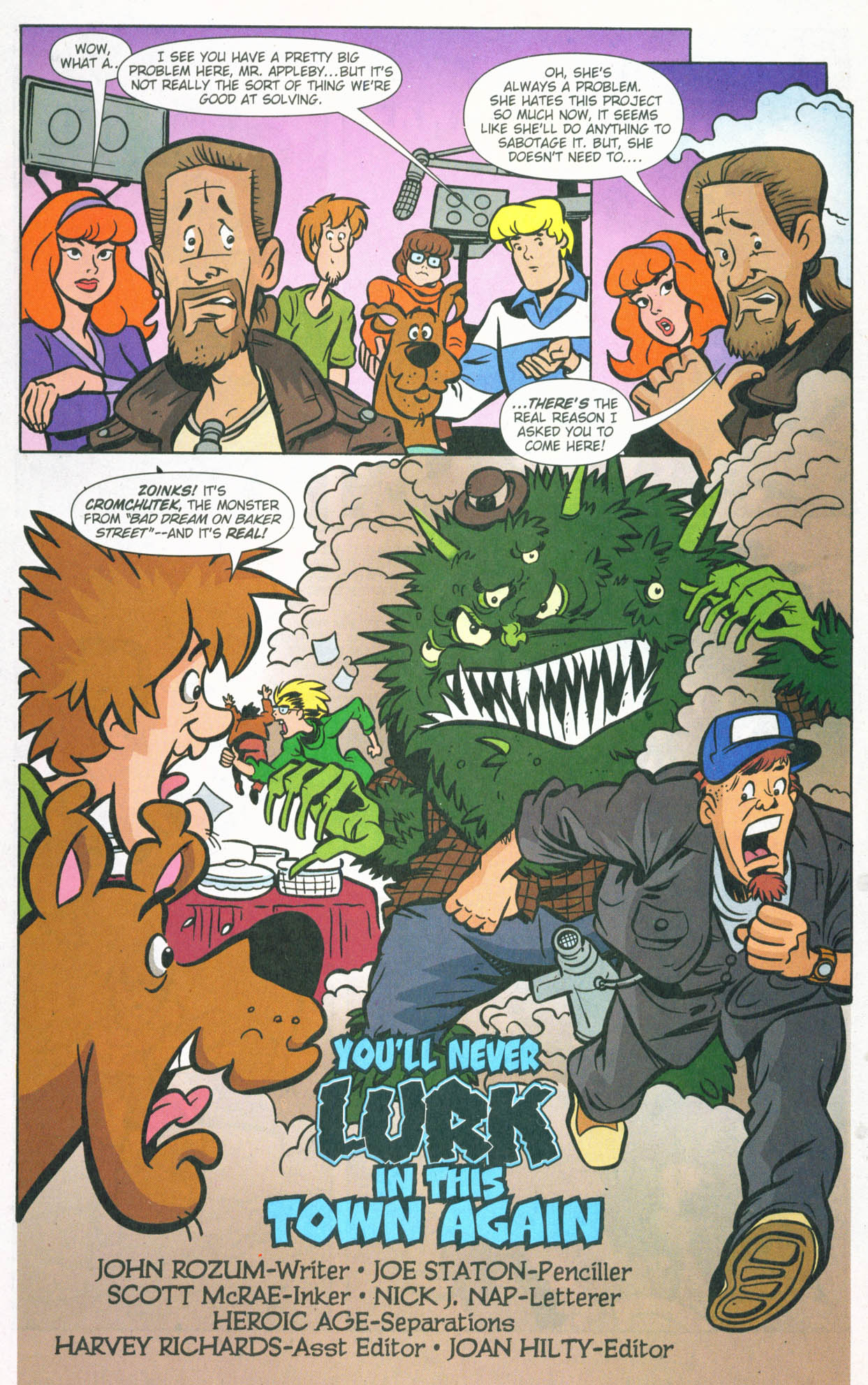 Read online Scooby-Doo (1997) comic -  Issue #83 - 4
