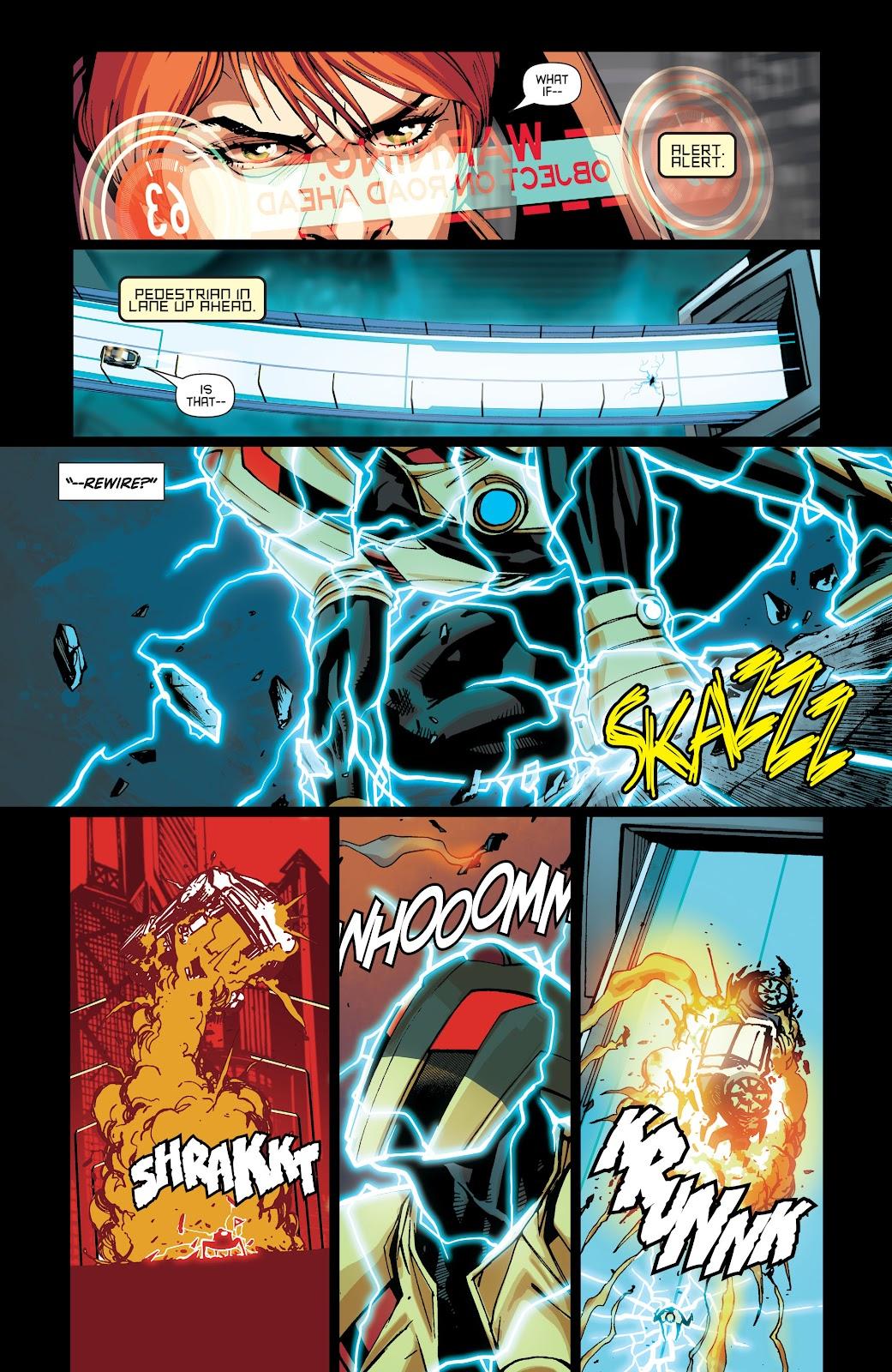 Batman Beyond (2015) Issue #15 #15 - English 6