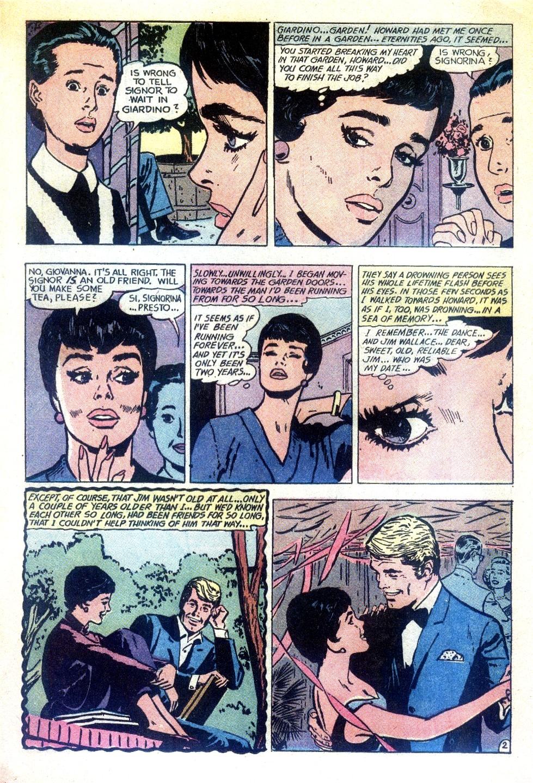 Read online Secret Hearts comic -  Issue #148 - 16