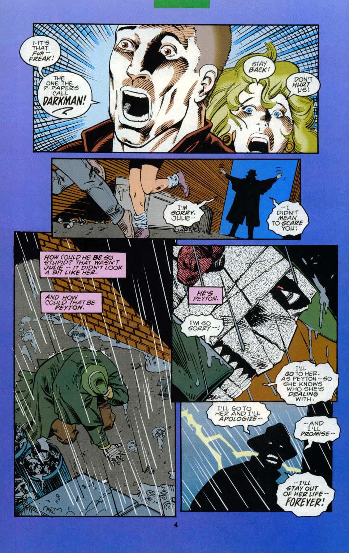 Darkman (1993) #5 #5 - English 5