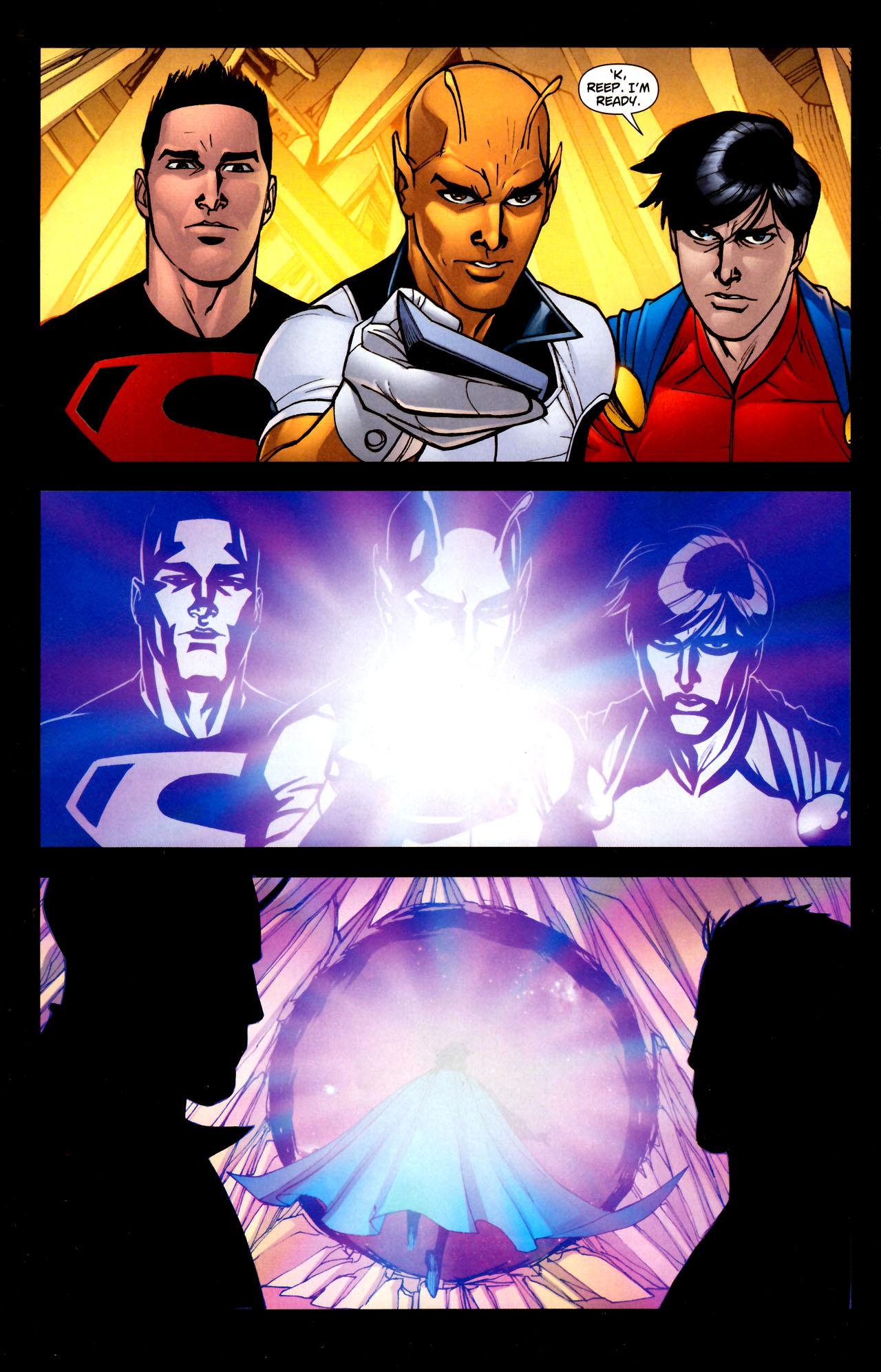 Read online Adventure Comics (2009) comic -  Issue #11 - 25