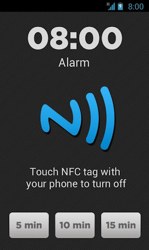 Minor bugfixes, Fixed the issue where alarm screen disappeared after 5 ...