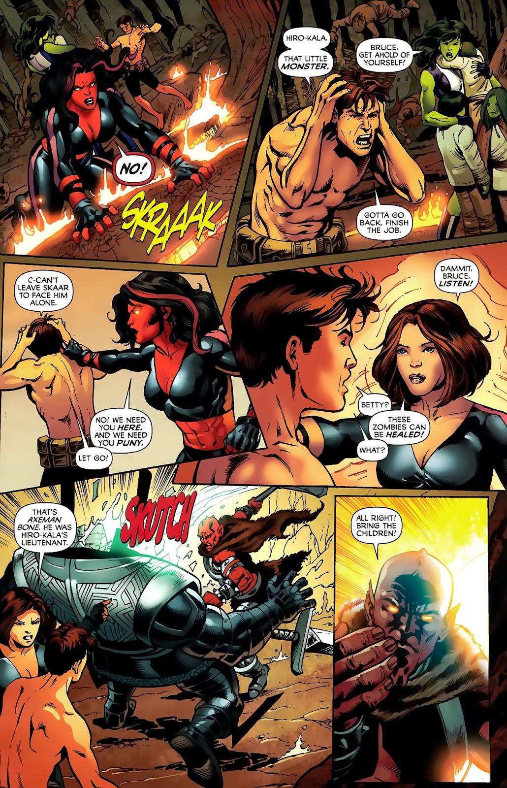 Incredible Hulks (2010) Issue #617 #7 - English 9