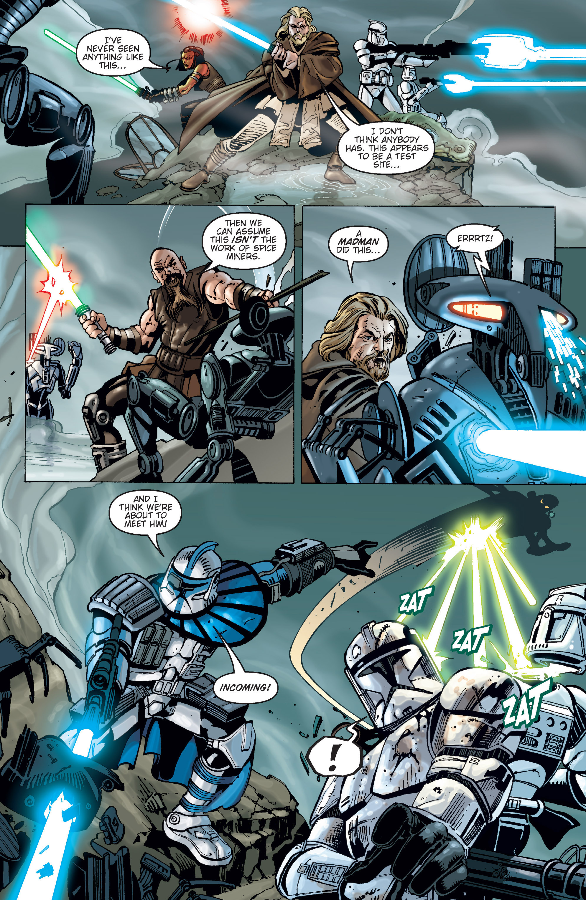 Star Wars Legends Epic Collection: The Clone Wars chap 1 pic 108