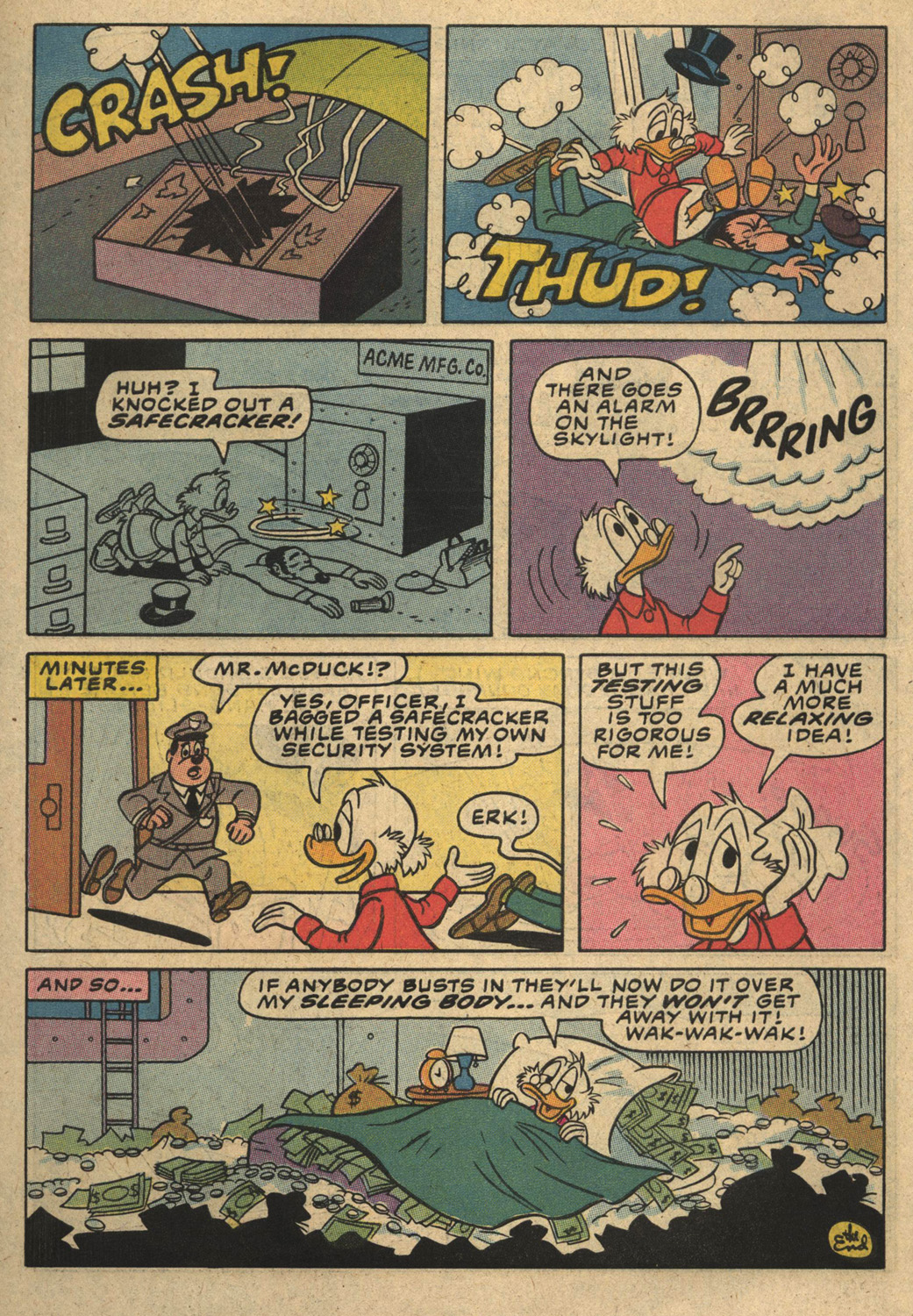 Uncle Scrooge (1953) Issue #194 #194 - English 34