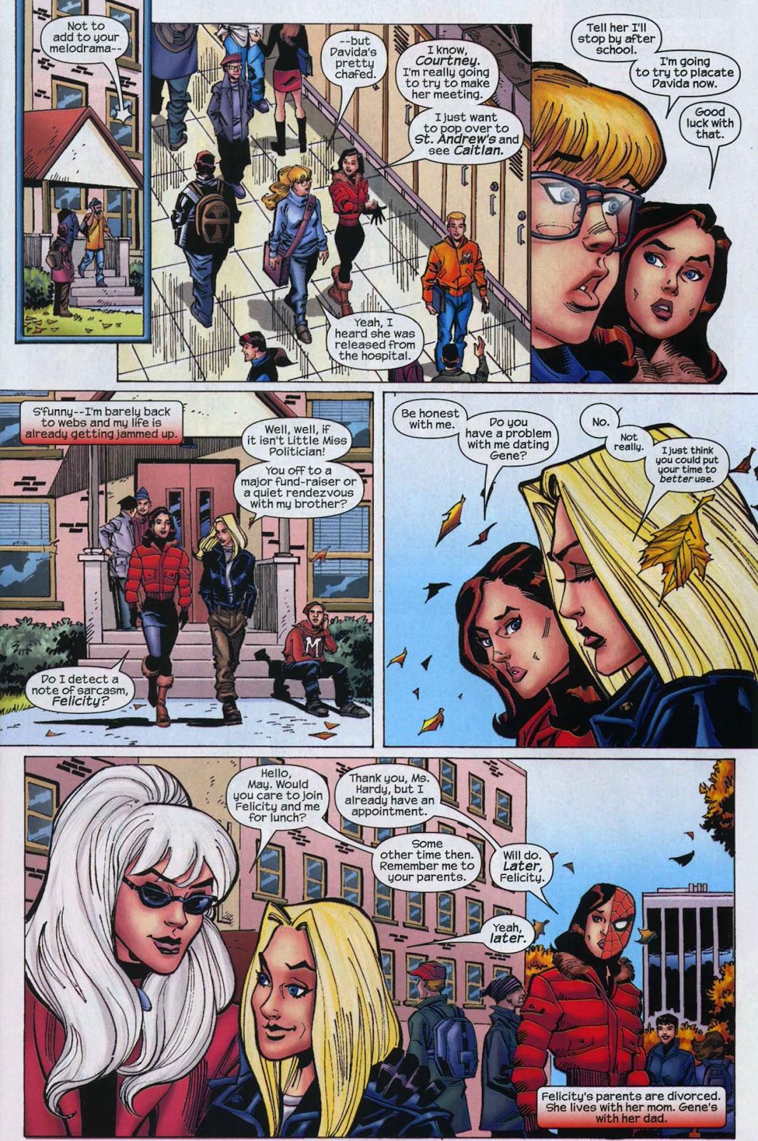 Amazing Spider-Girl Issue #3 #4 - English 8