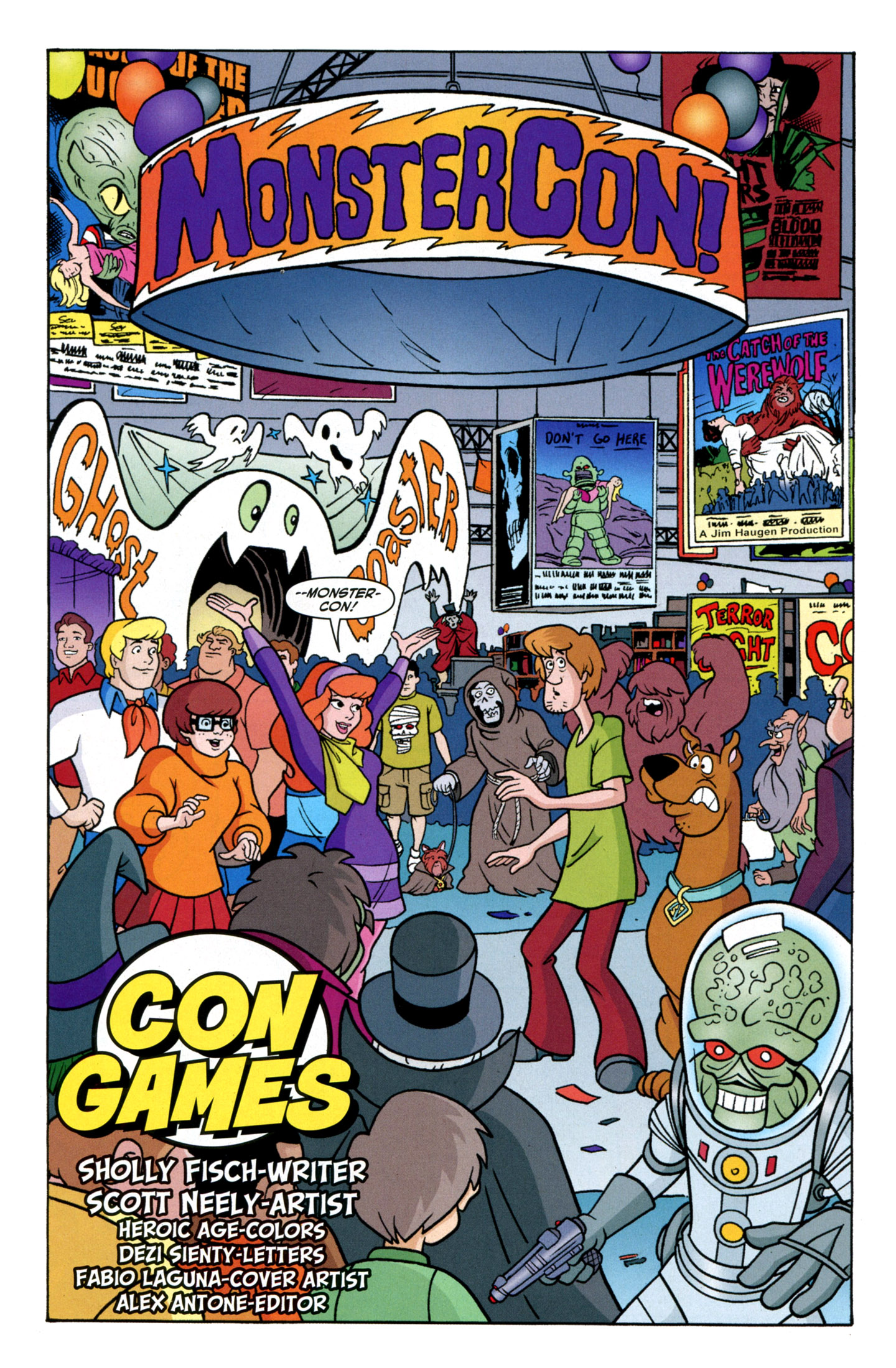 Read online Scooby-Doo: Where Are You? comic -  Issue #25 - 4