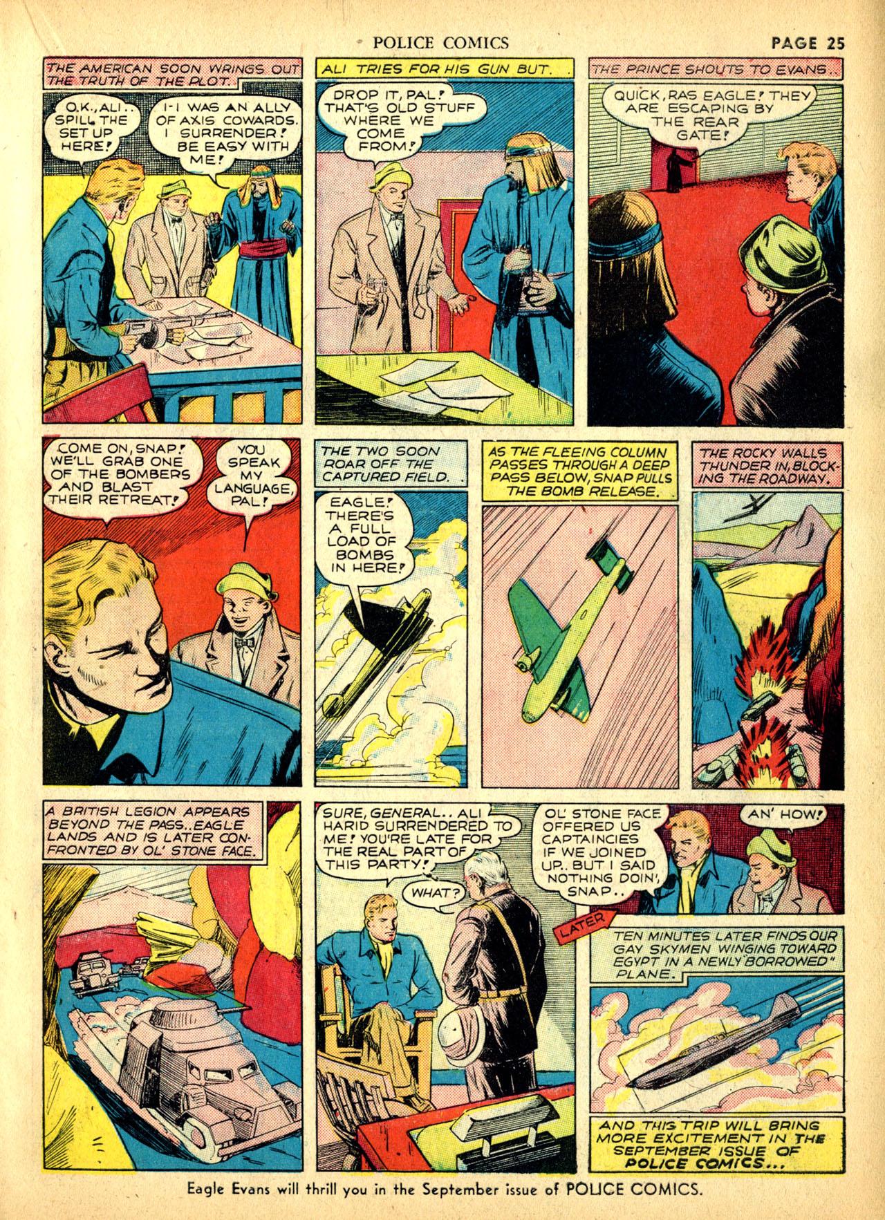 Police Comics #1 #127 - English 28