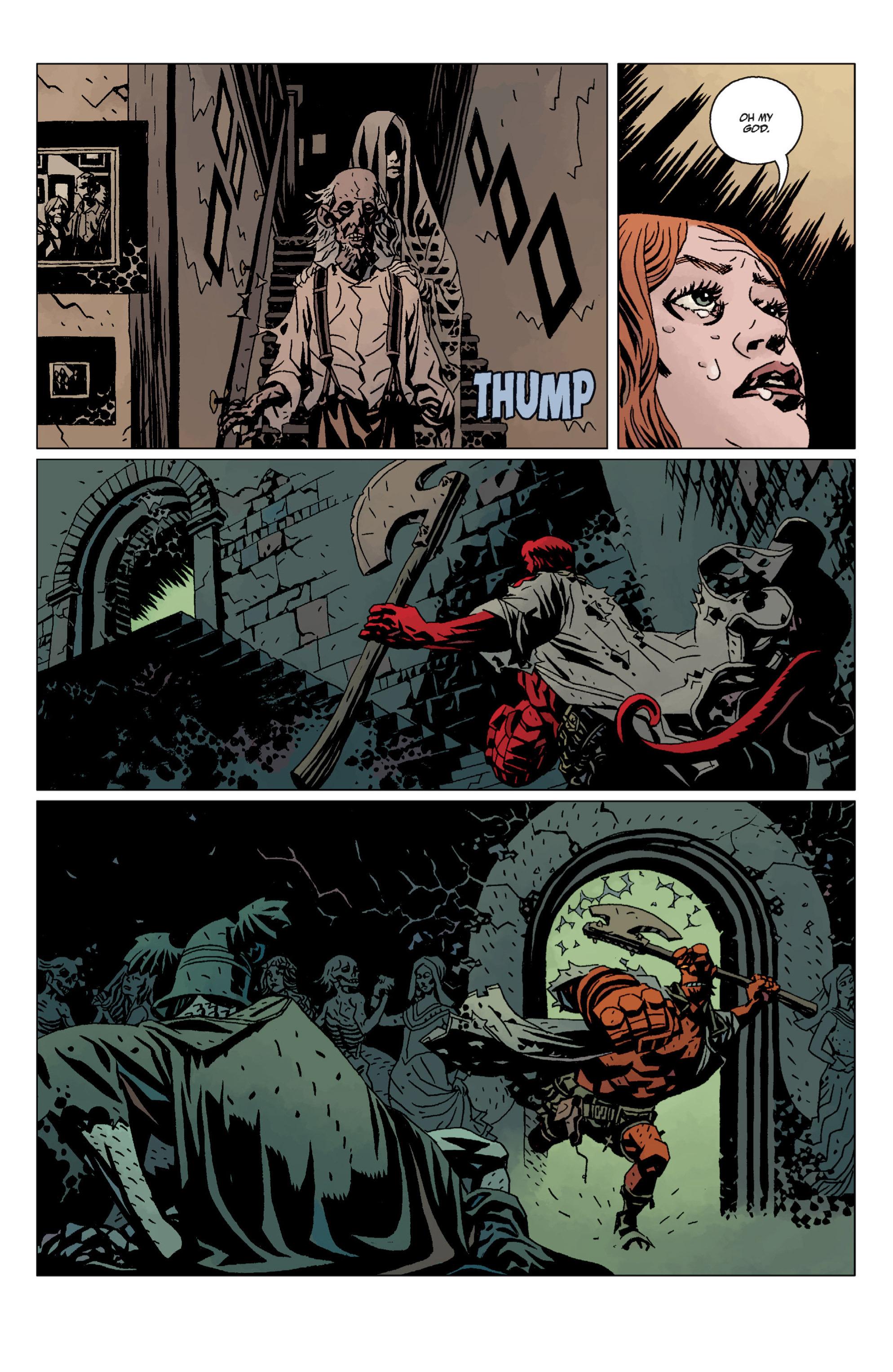 Hellboy chap 12 pic 103