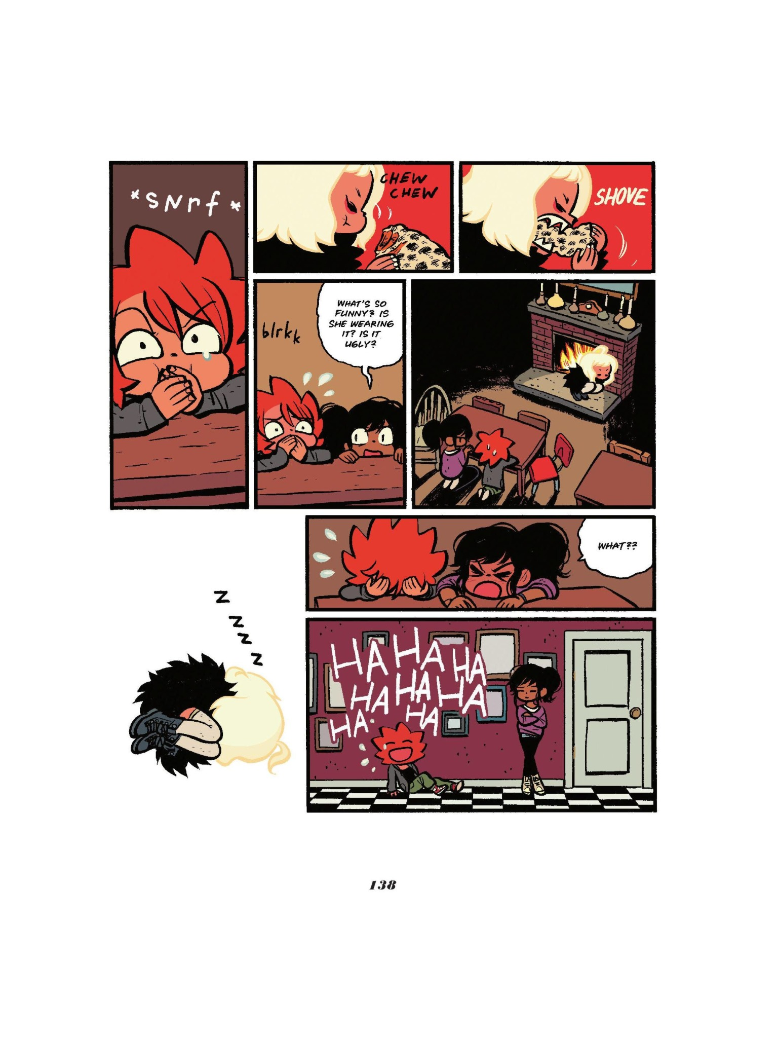 Read online Seconds comic -  Issue # Full - 139