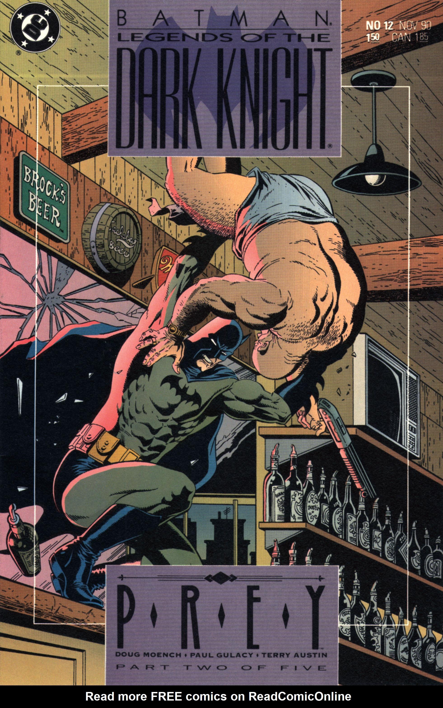 Batman: Legends of the Dark Knight 12 Page 1