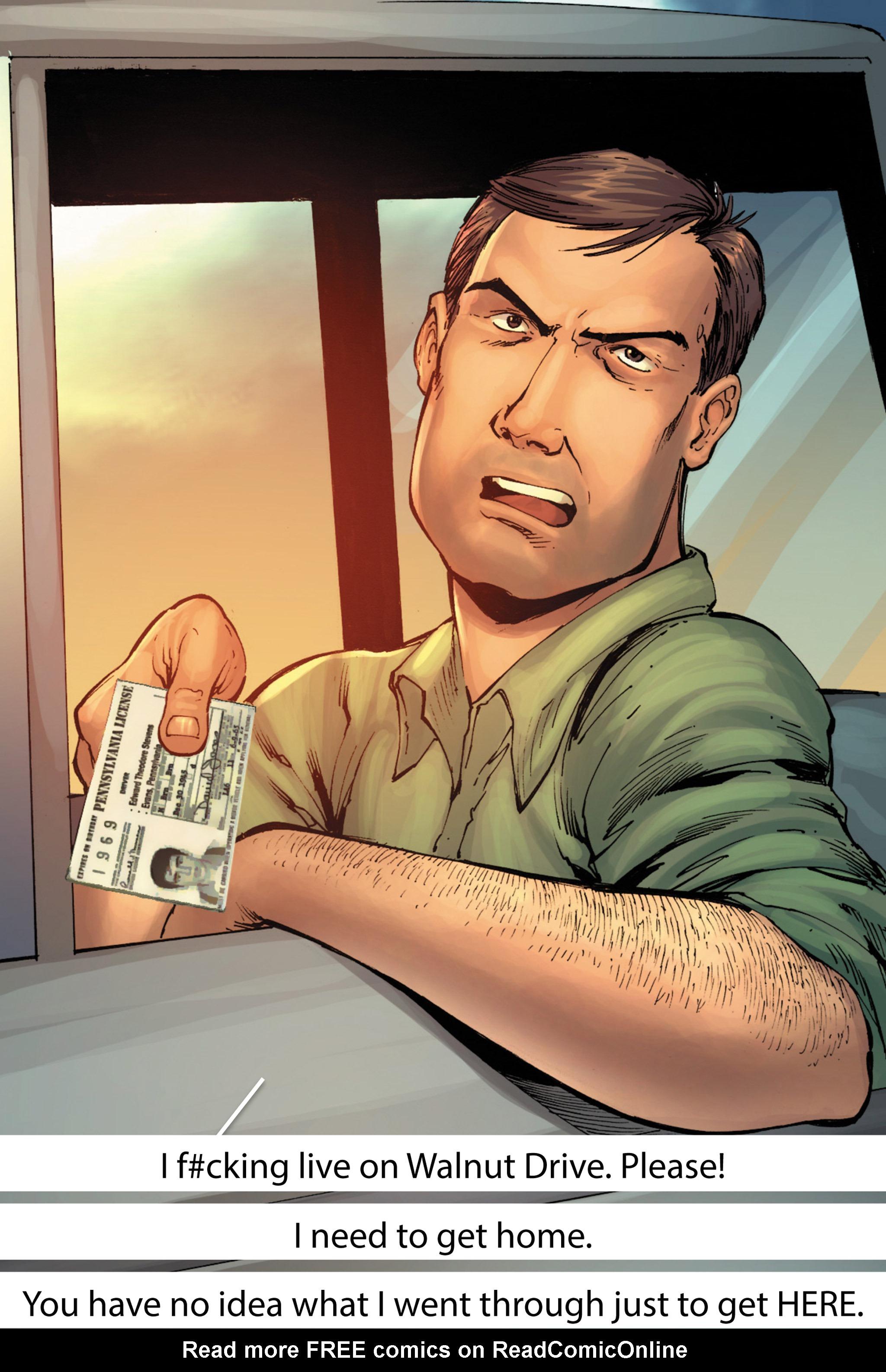 Read online Z-Men comic -  Issue #1 - 9