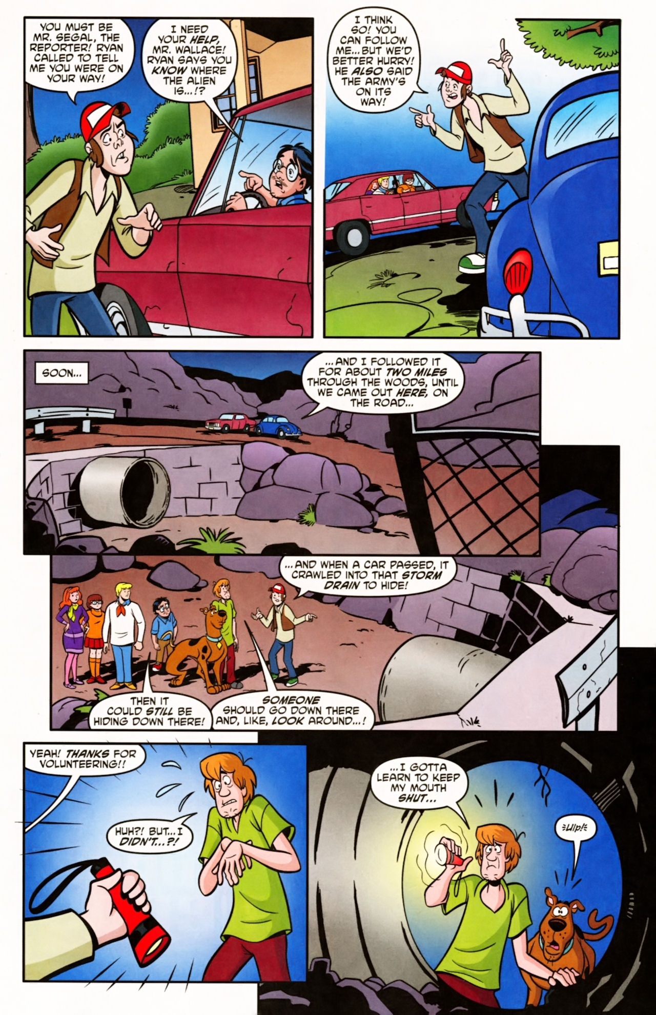 Read online Scooby-Doo (1997) comic -  Issue #156 - 11