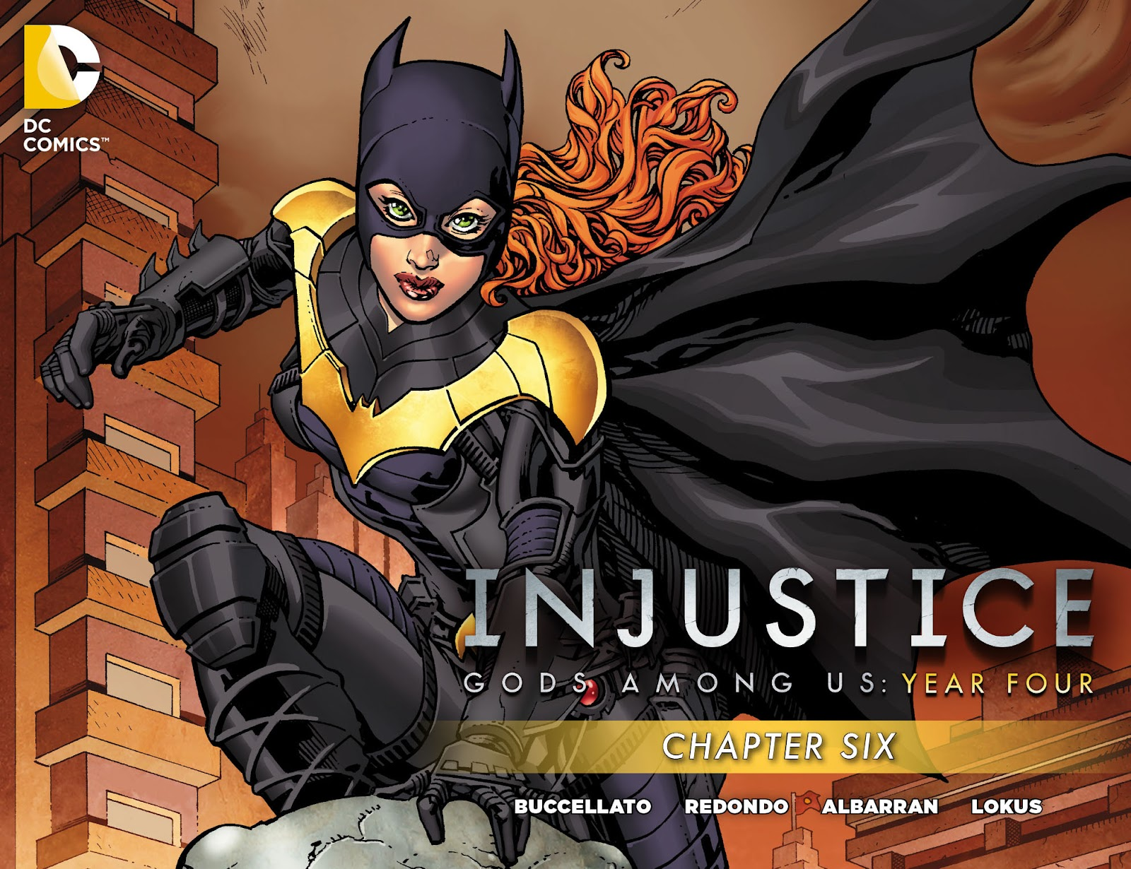 Injustice: Gods Among Us Year Four Issue #6 #7 - English 1