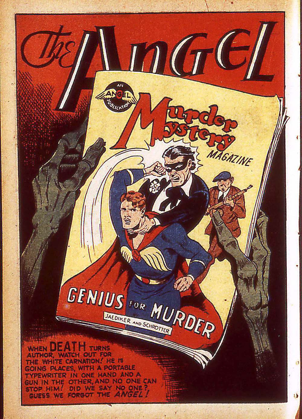 Sub-Mariner Comics Issue #8 #8 - English 47