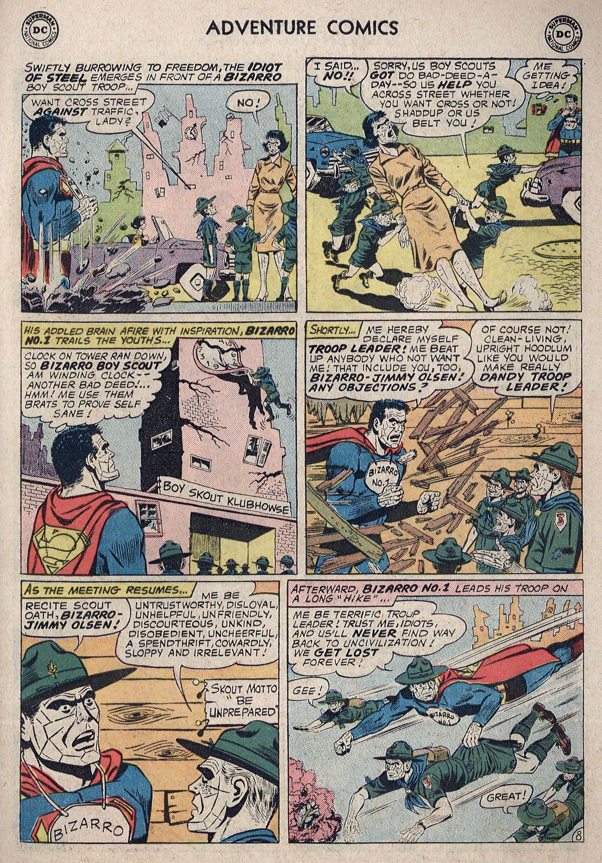 Read online Adventure Comics (1938) comic -  Issue #298 - 27