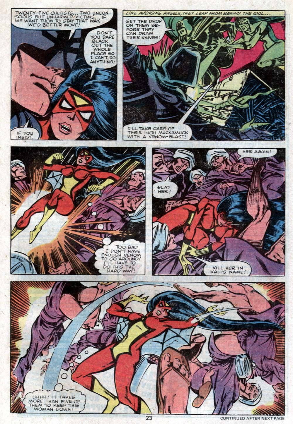 Spider-Woman (1978) Issue #15 #15 - English 15