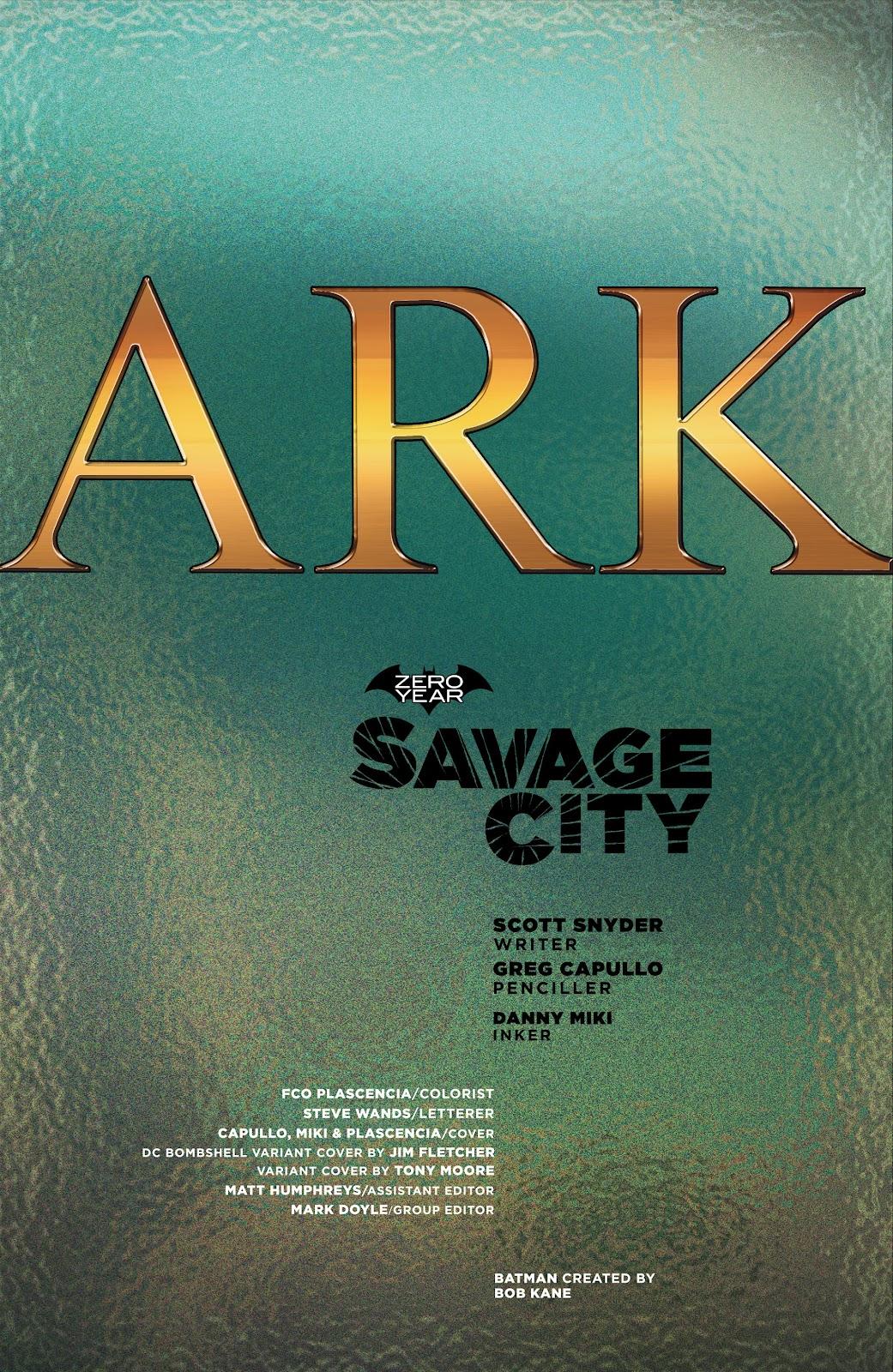 Batman (2011) Issue #32 #51 - English 3