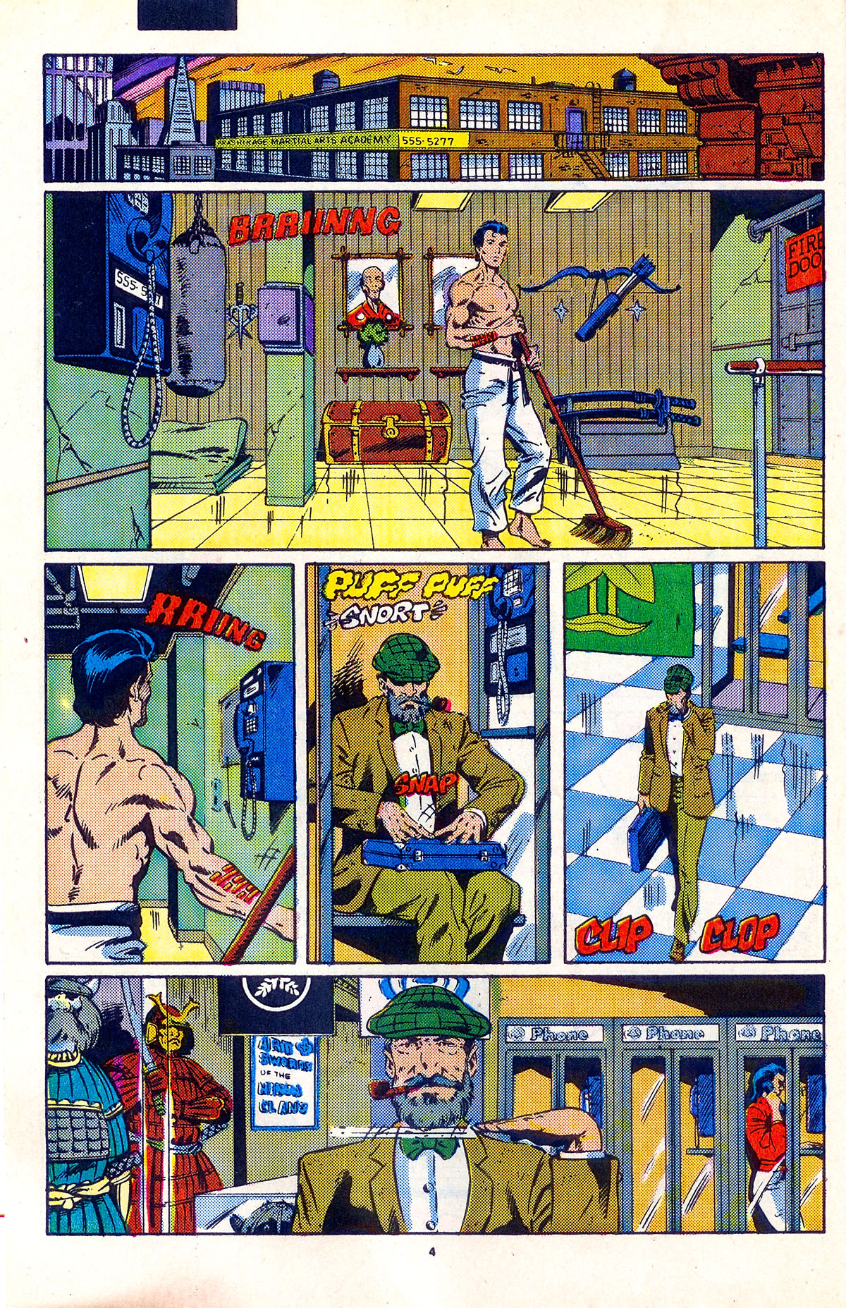 G.I. Joe: A Real American Hero 85 Page 4