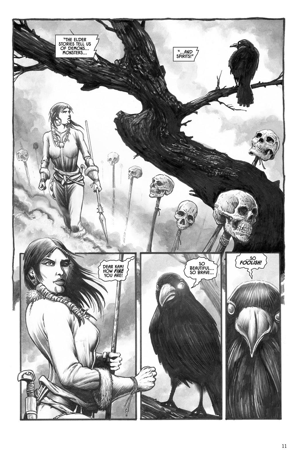 Creepy (2009) Issue #5 #5 - English 13