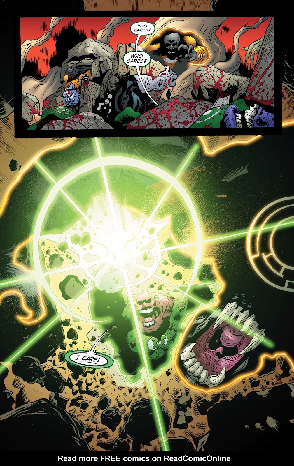 Green Lantern: The Sinestro Corps War Full #1 - English 129