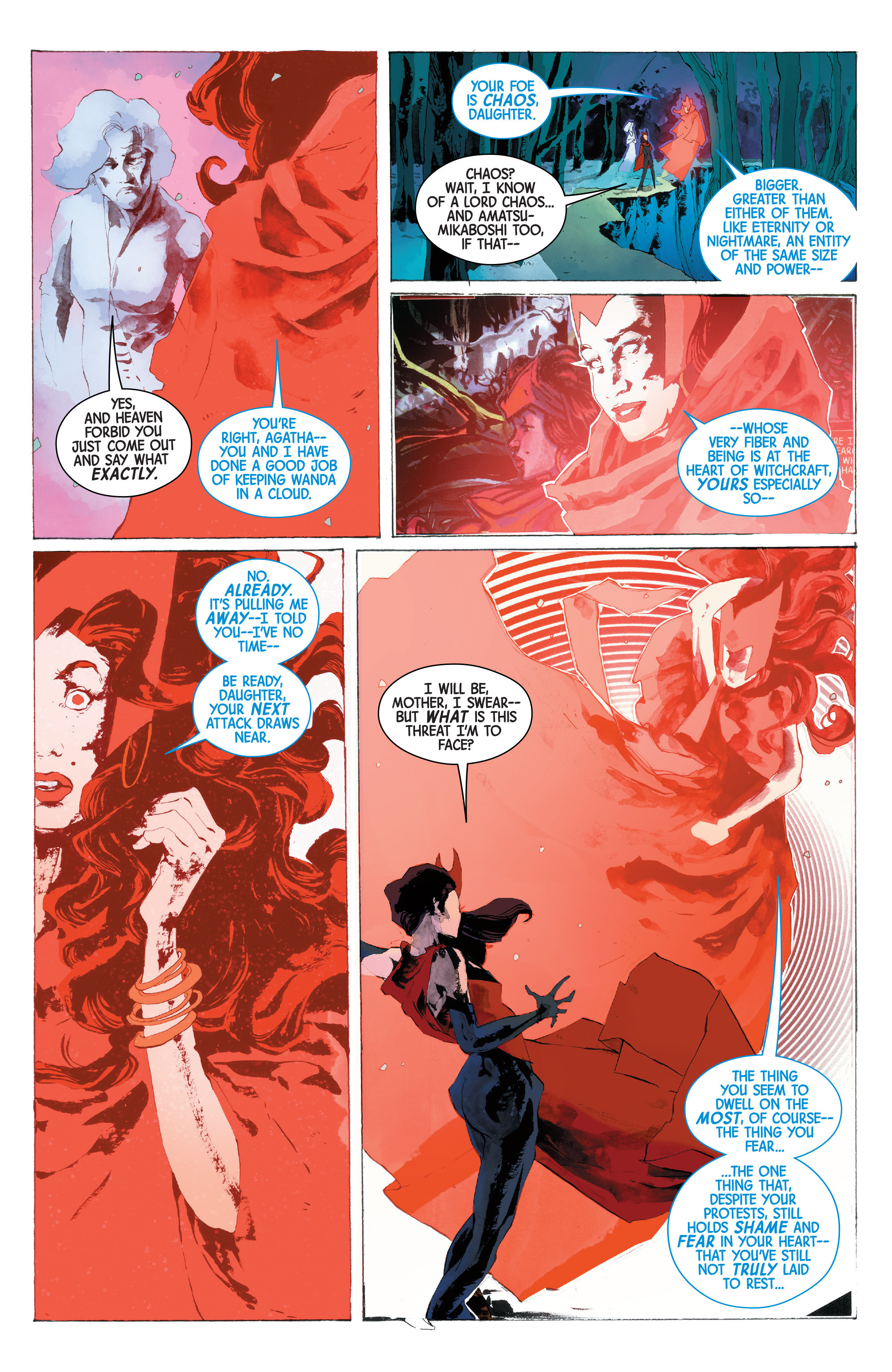 Read online Scarlet Witch (2016) comic -  Issue #13 - 12