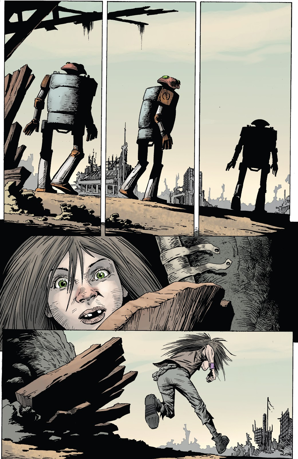 Zombies vs Robots (2015) Issue #6 Page 20