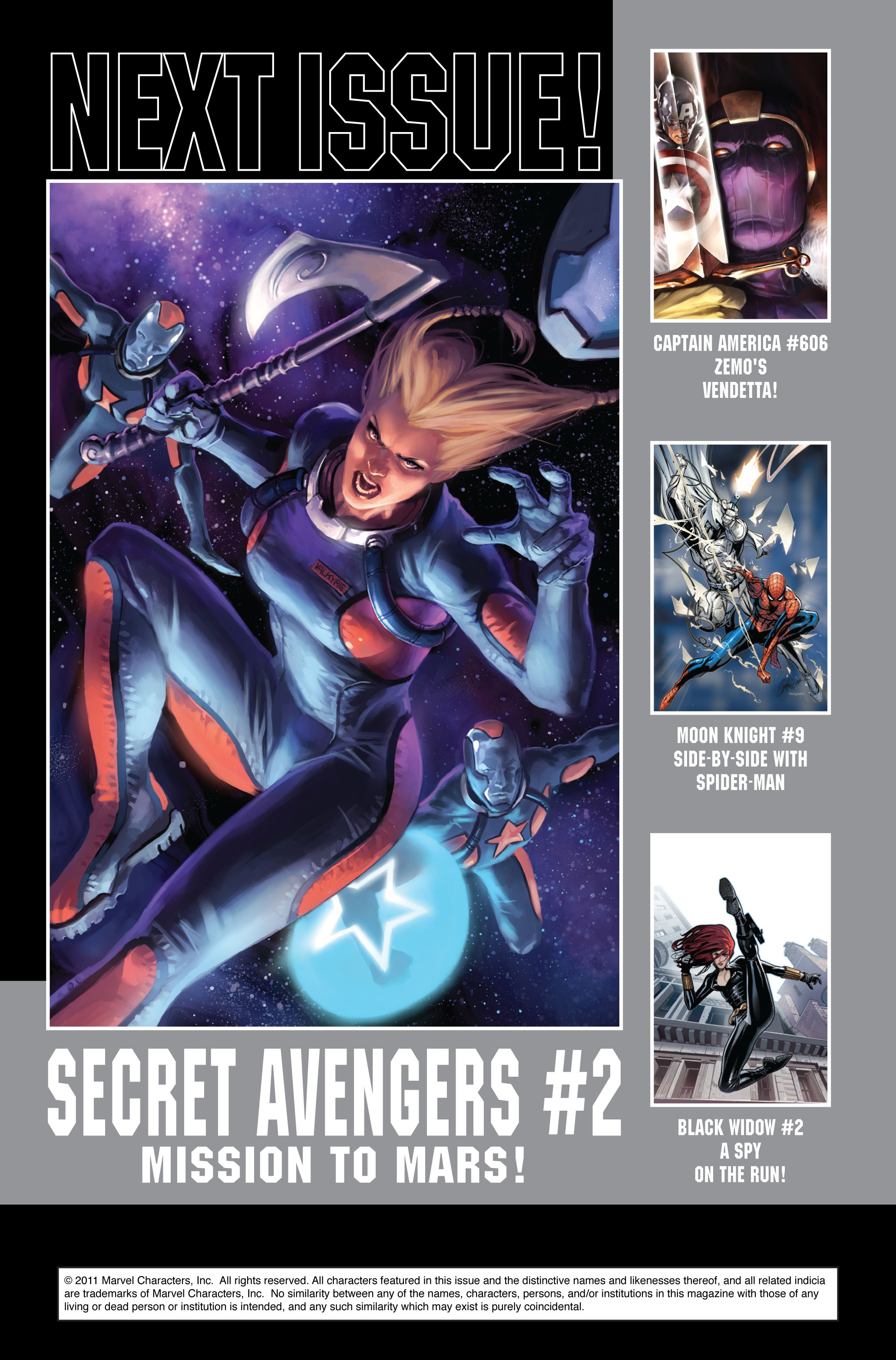 Read online Secret Avengers (2010) comic -  Issue #1 - 30