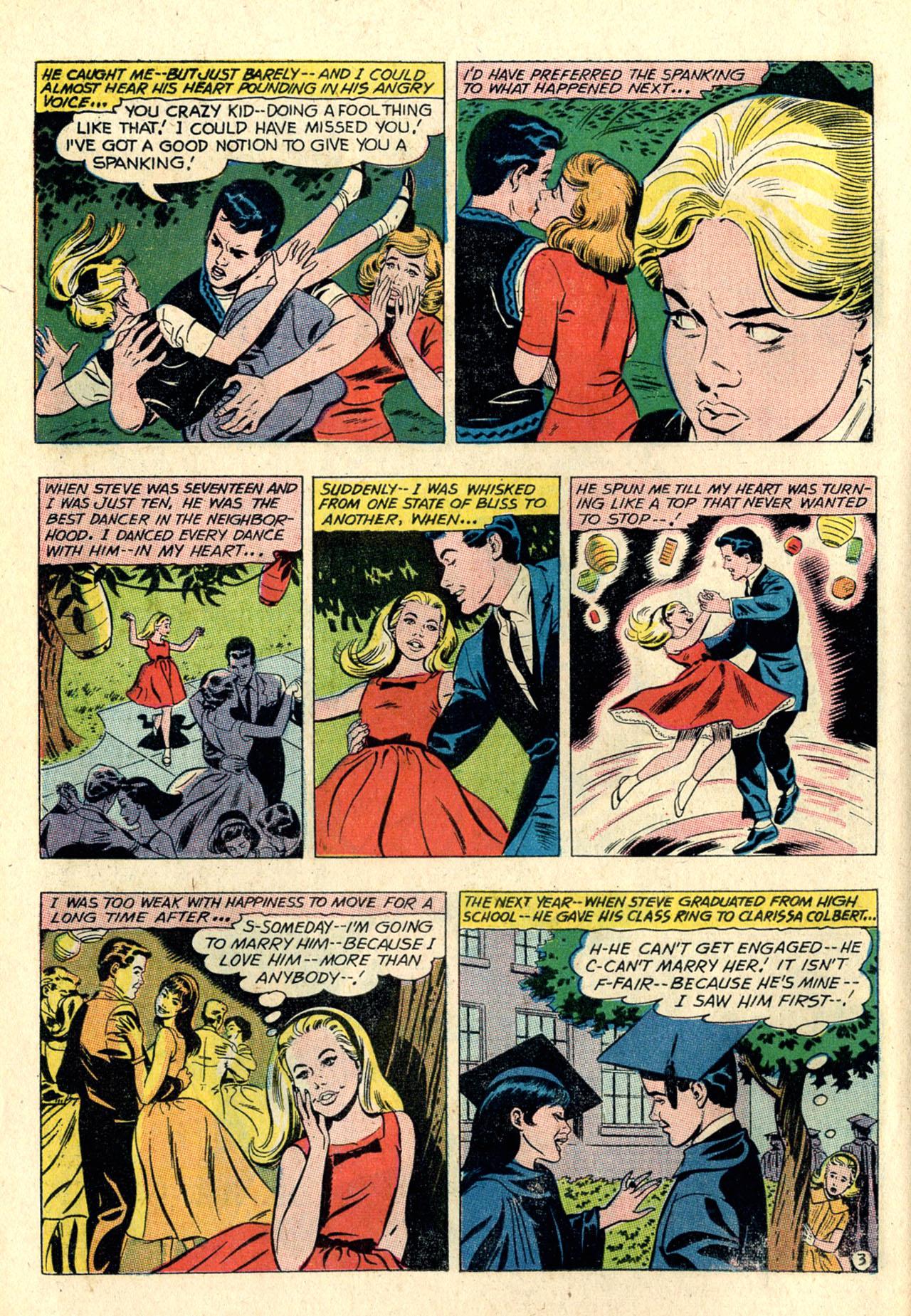 Read online Secret Hearts comic -  Issue #127 - 14