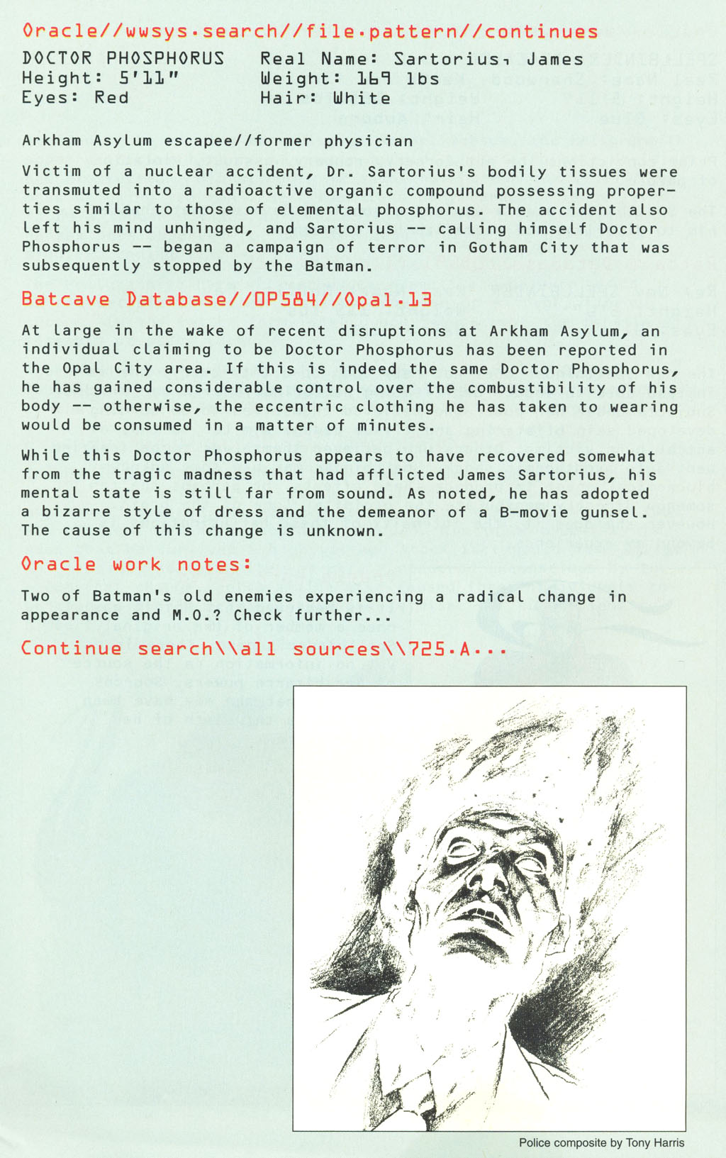 Underworld Unleashed: Patterns of Fear  1 Page 5