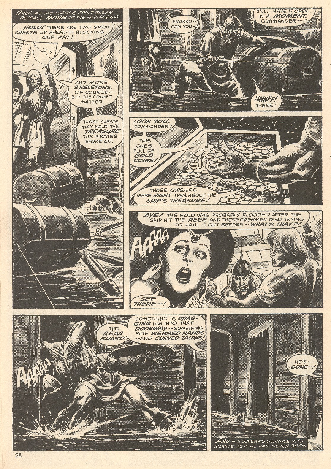 The Savage Sword Of Conan Issue #67 #68 - English 28
