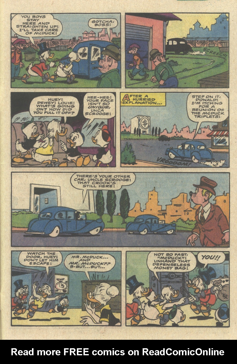 Uncle Scrooge (1953) Issue #229 #229 - English 33