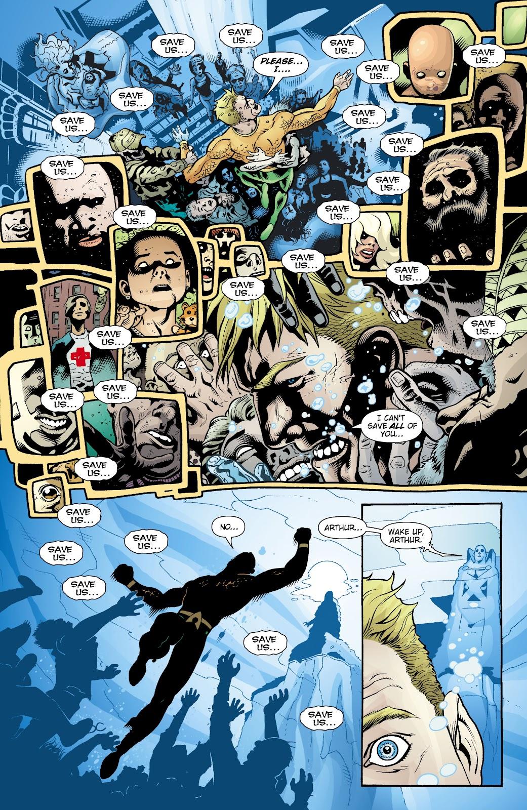 Aquaman (2003) Issue #16 #16 - English 13