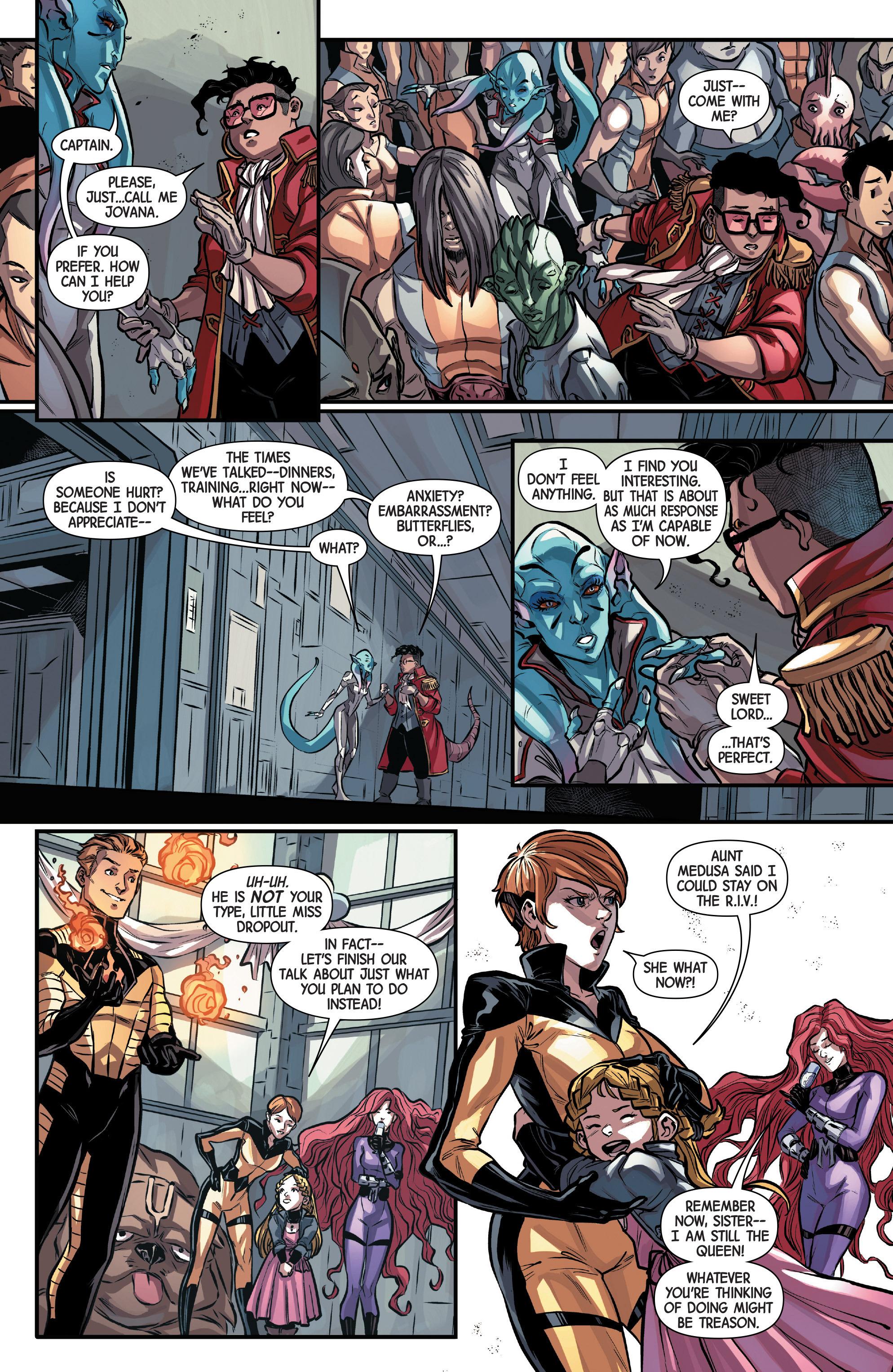 All-New Inhumans #11 #11 - English 21