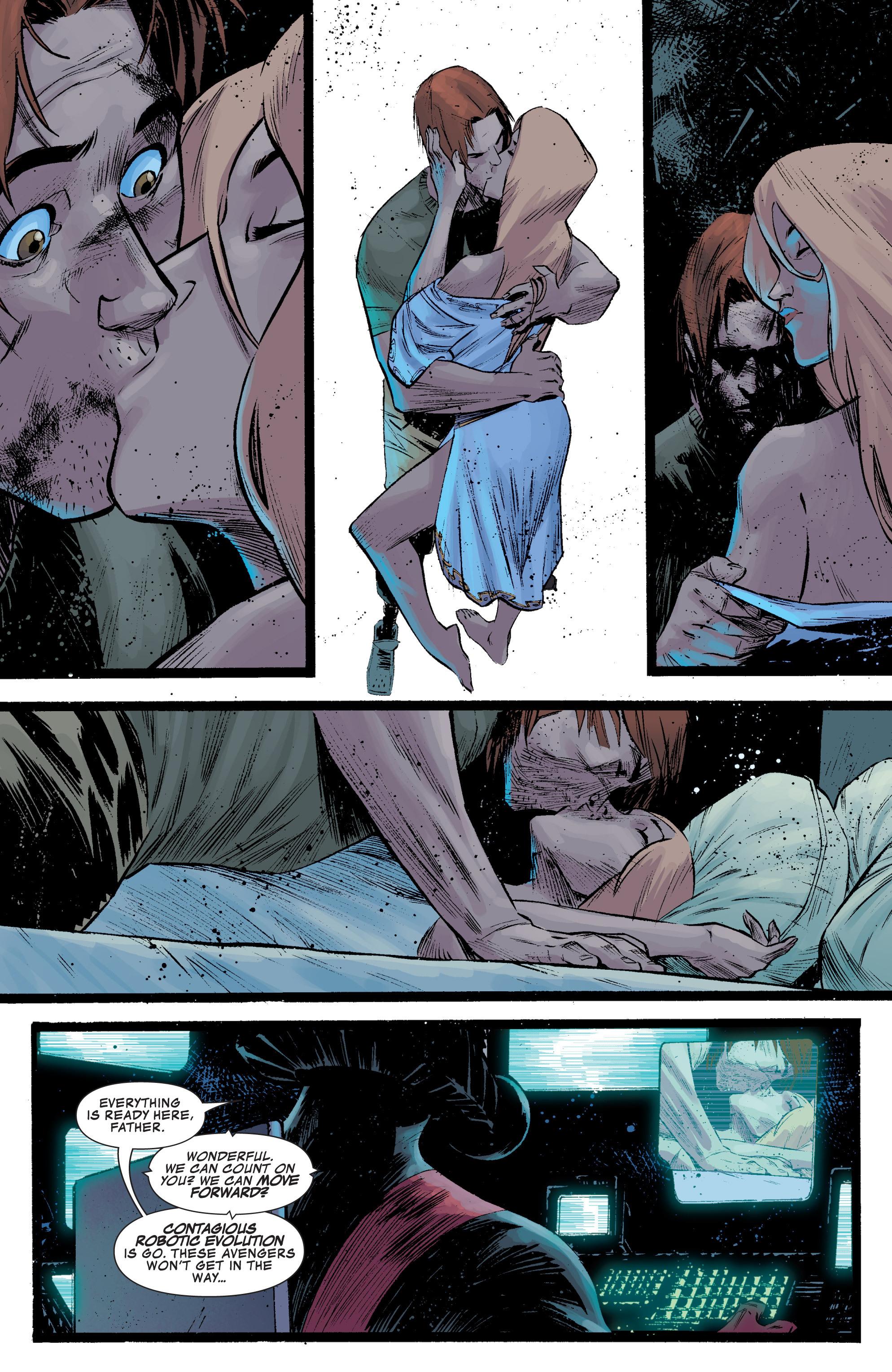 Read online Secret Avengers (2010) comic -  Issue #32 - 22