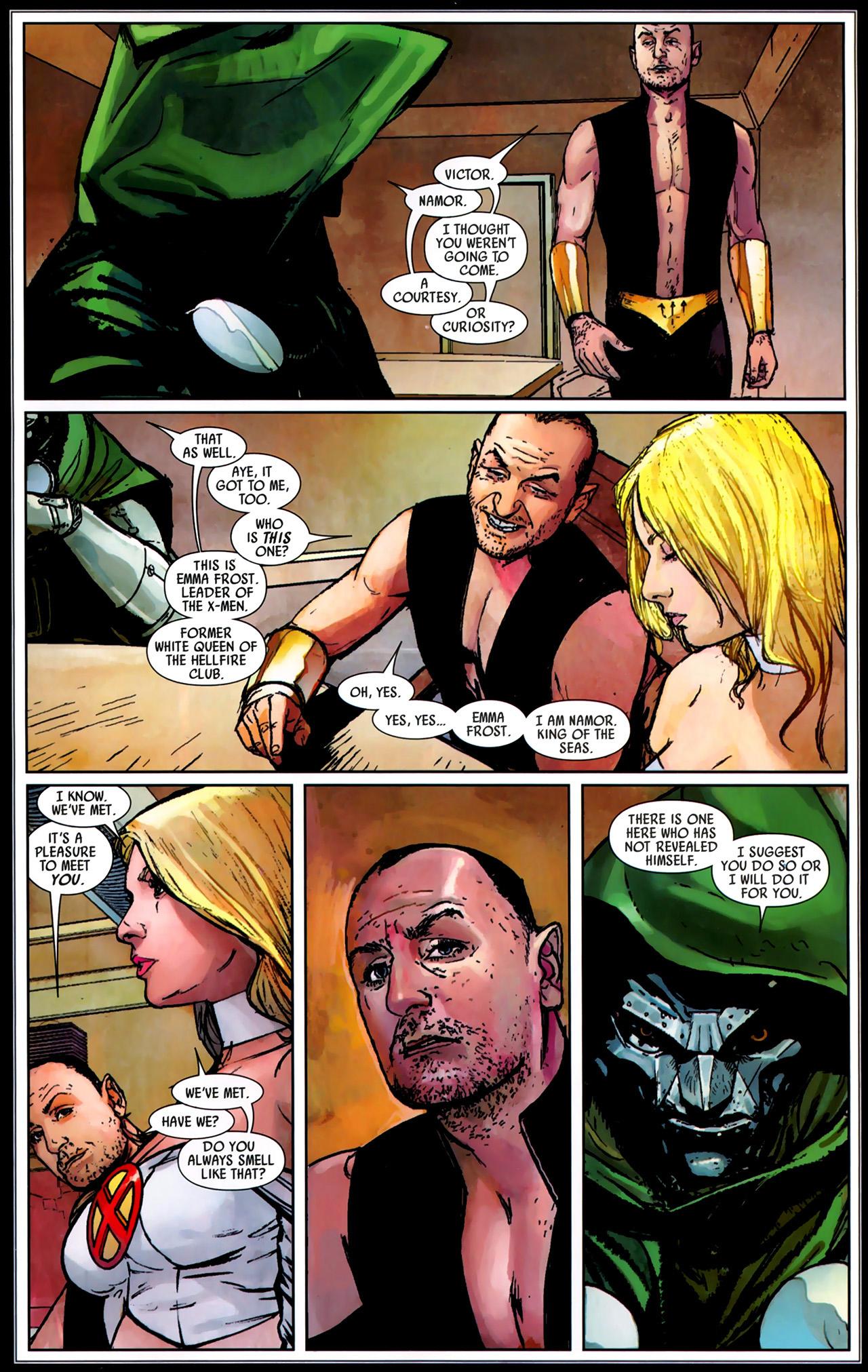 Read online Secret Invasion: Dark Reign comic -  Issue # Full - 8