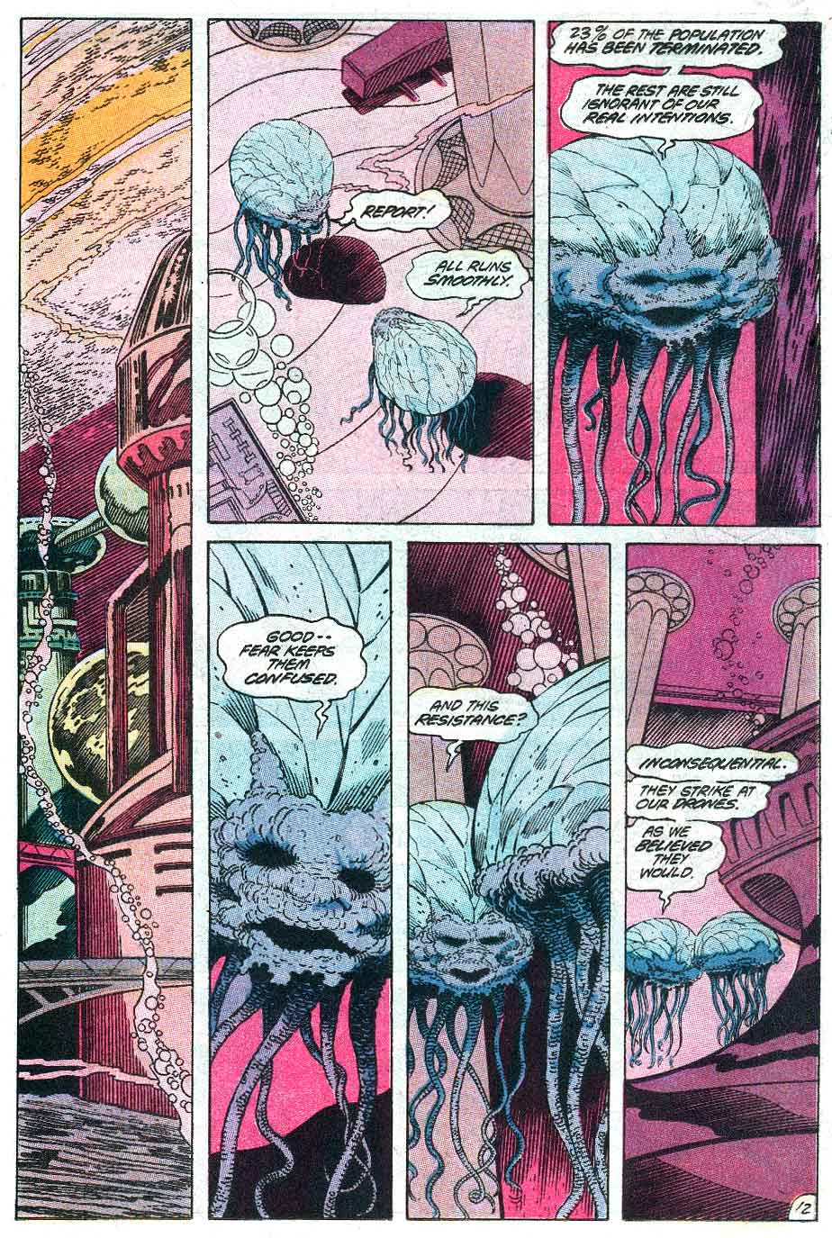 Aquaman (1989) Issue #2 #2 - English 13