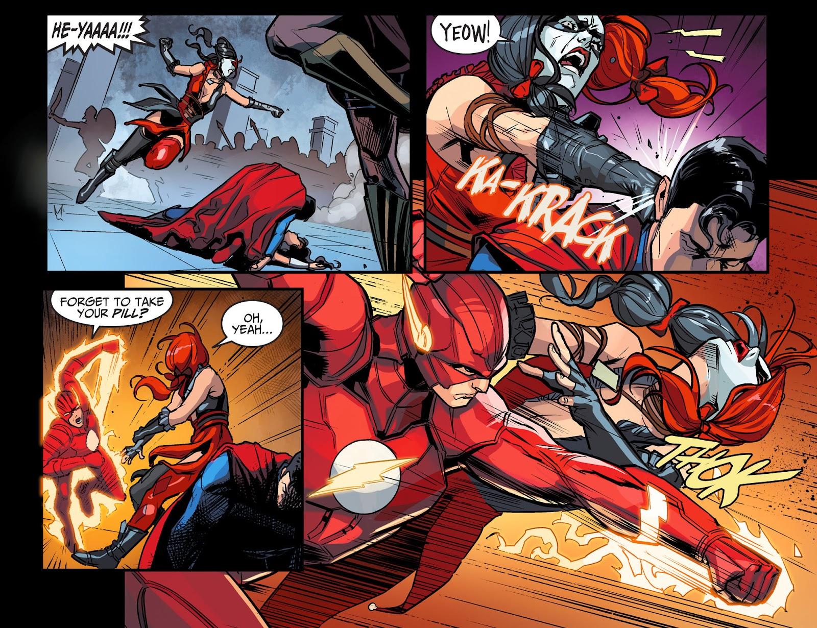 Injustice: Gods Among Us Year Four Issue #10 #11 - English 15