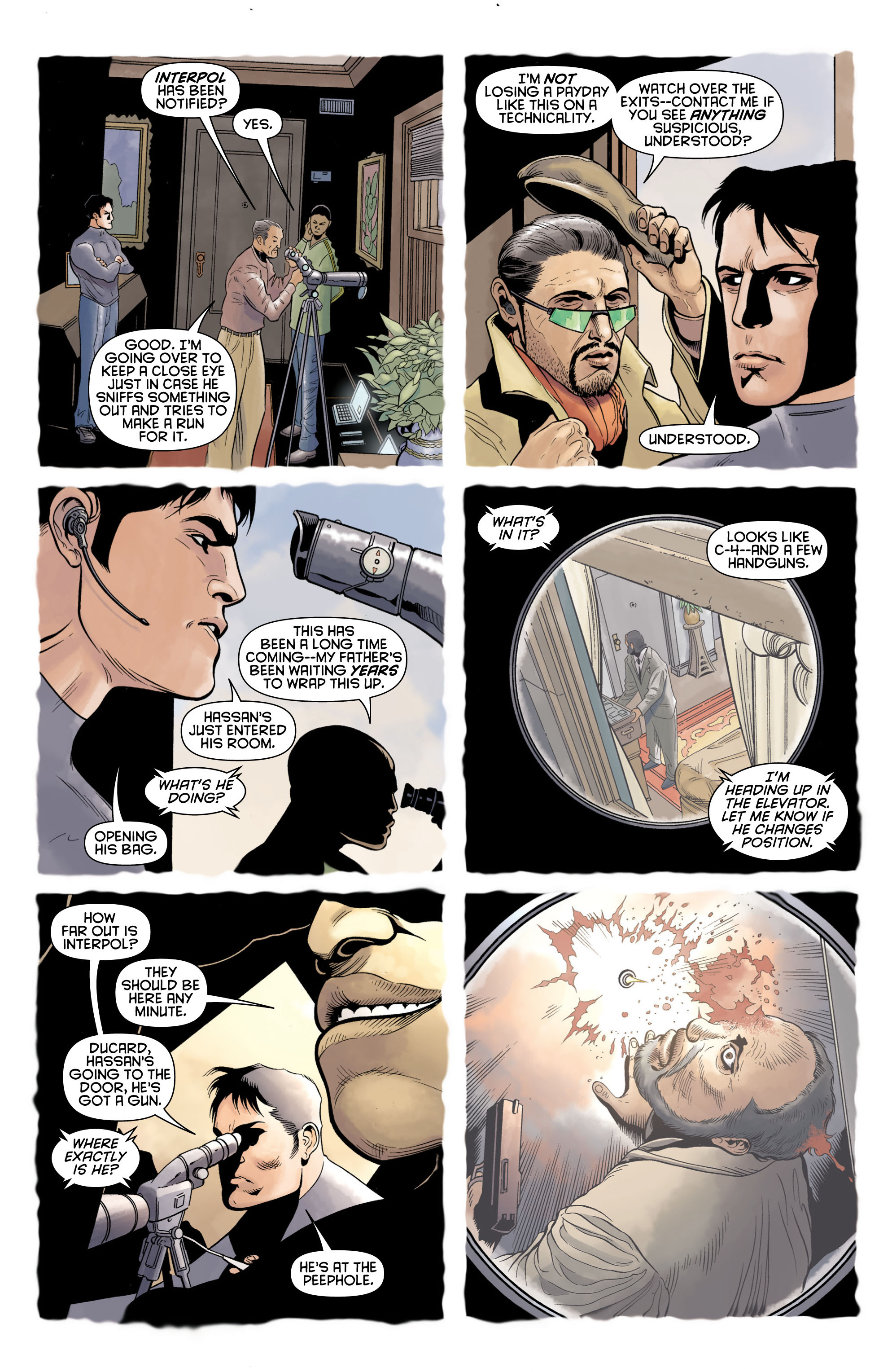 Batman and Robin (2011) chap 1 pic 119