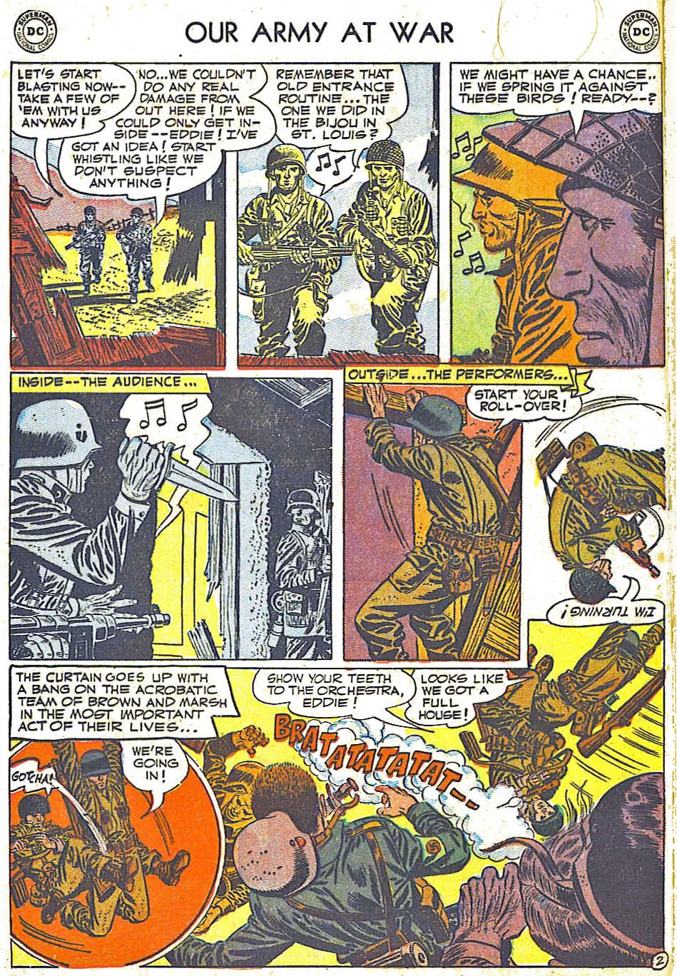 at War (1952) Issue #248 #301 - English 4