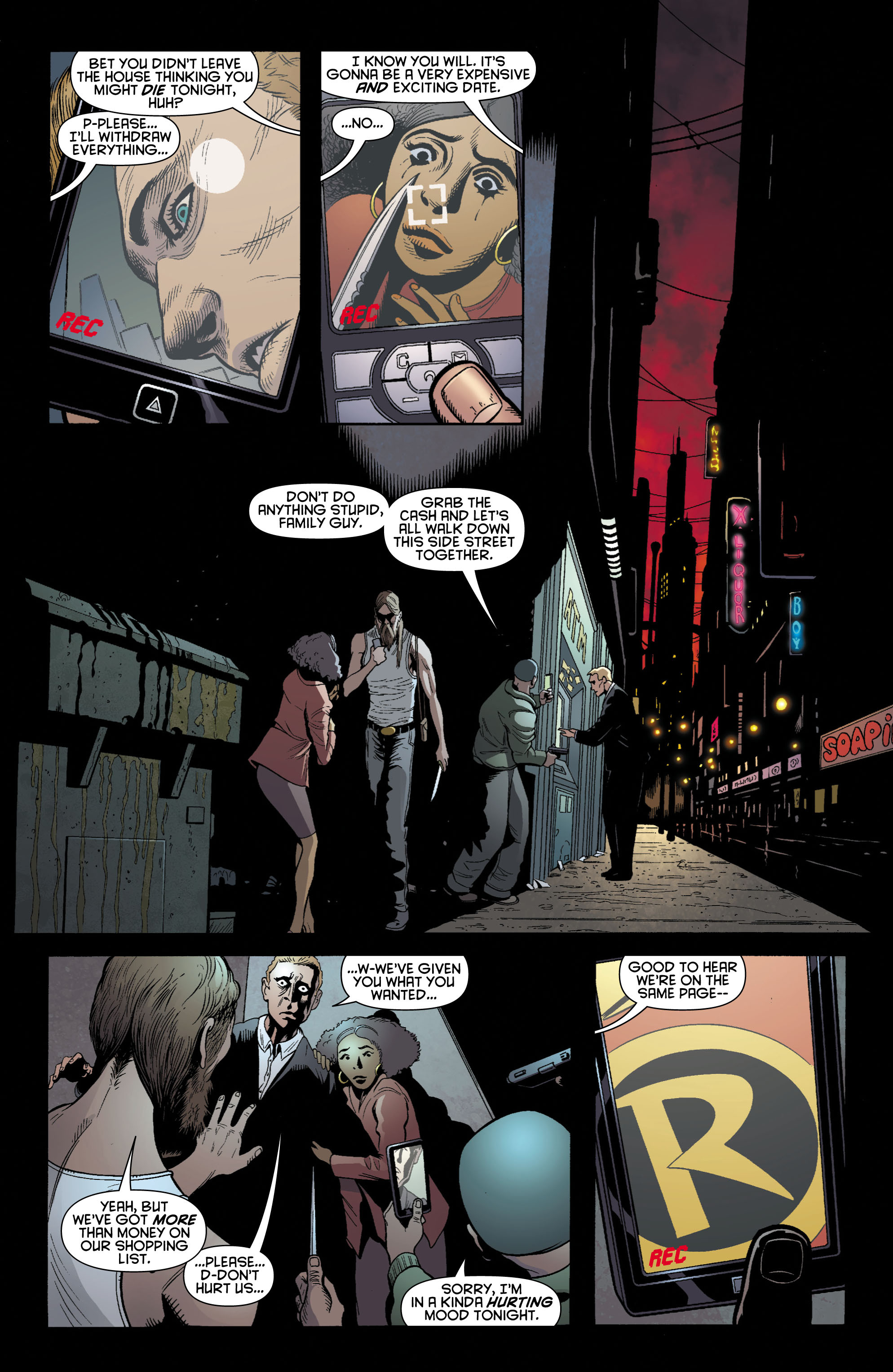 Batman and Robin (2011) chap 1 pic 56