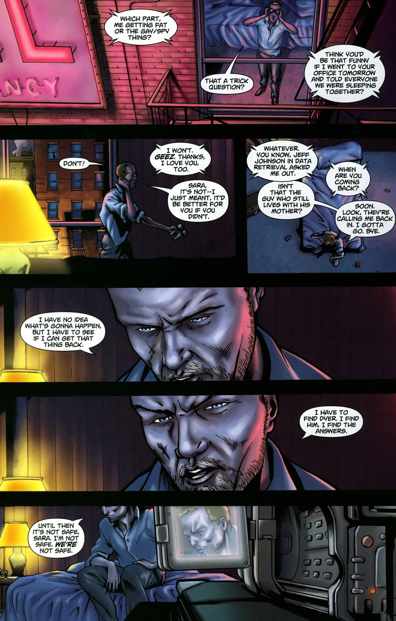 Read online Martian Manhunter (2006) comic -  Issue #3 - 9