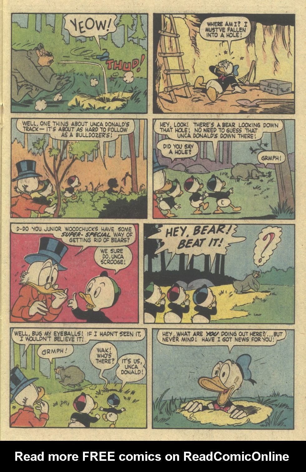 Donald Duck (1962) 197 Page 10