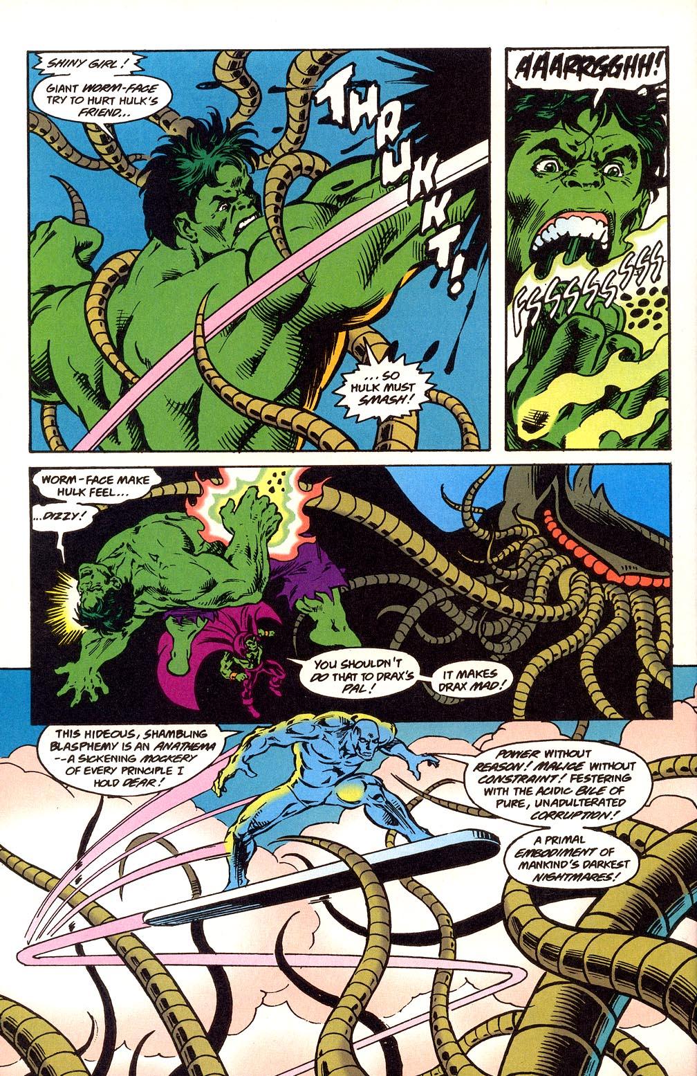 Read online Secret Defenders comic -  Issue #25 - 7