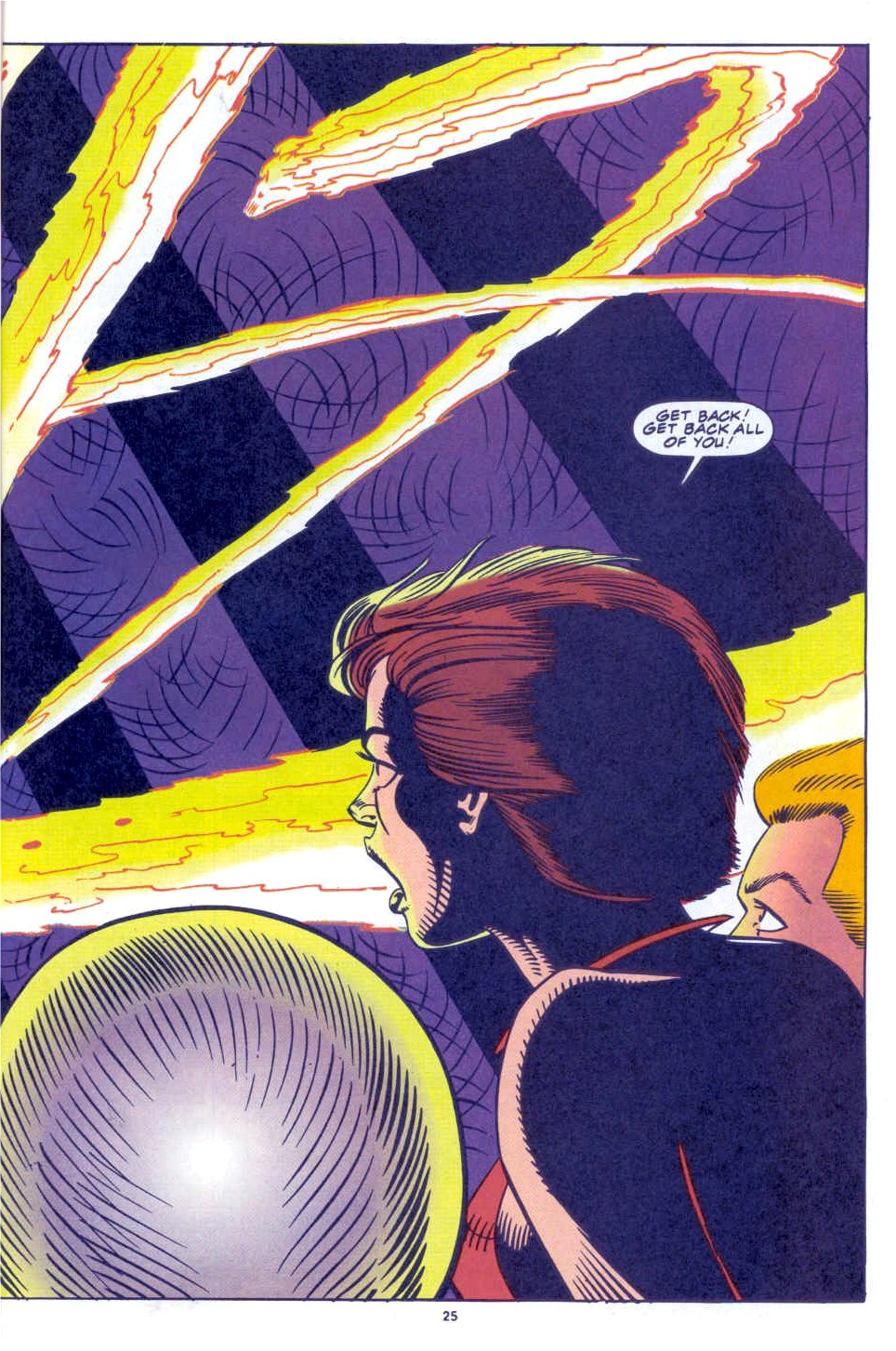 Scarlet Witch (1994) Issue #4 #4 - English 21