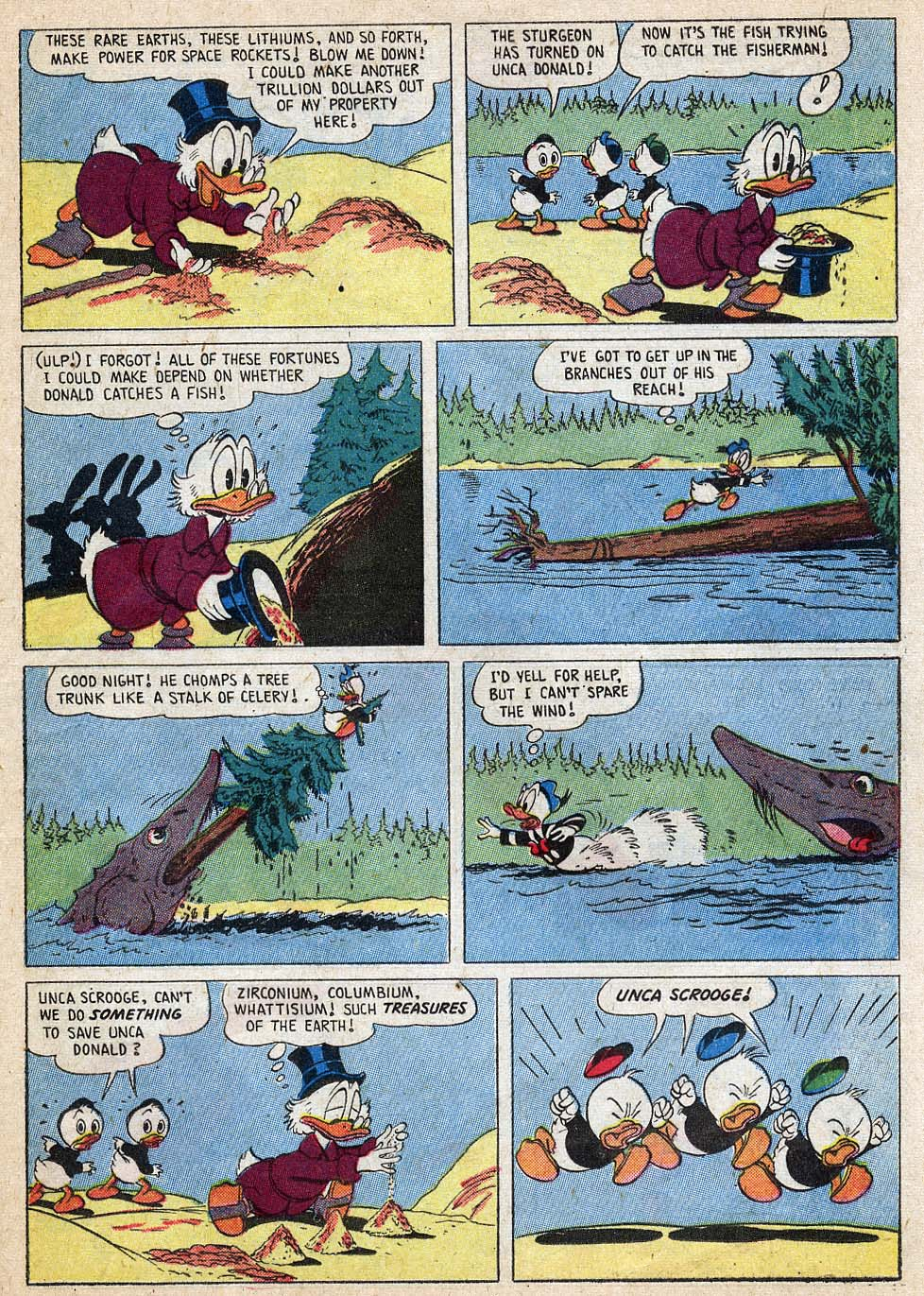 Uncle Scrooge (1953) Issue #18 #18 - English 25