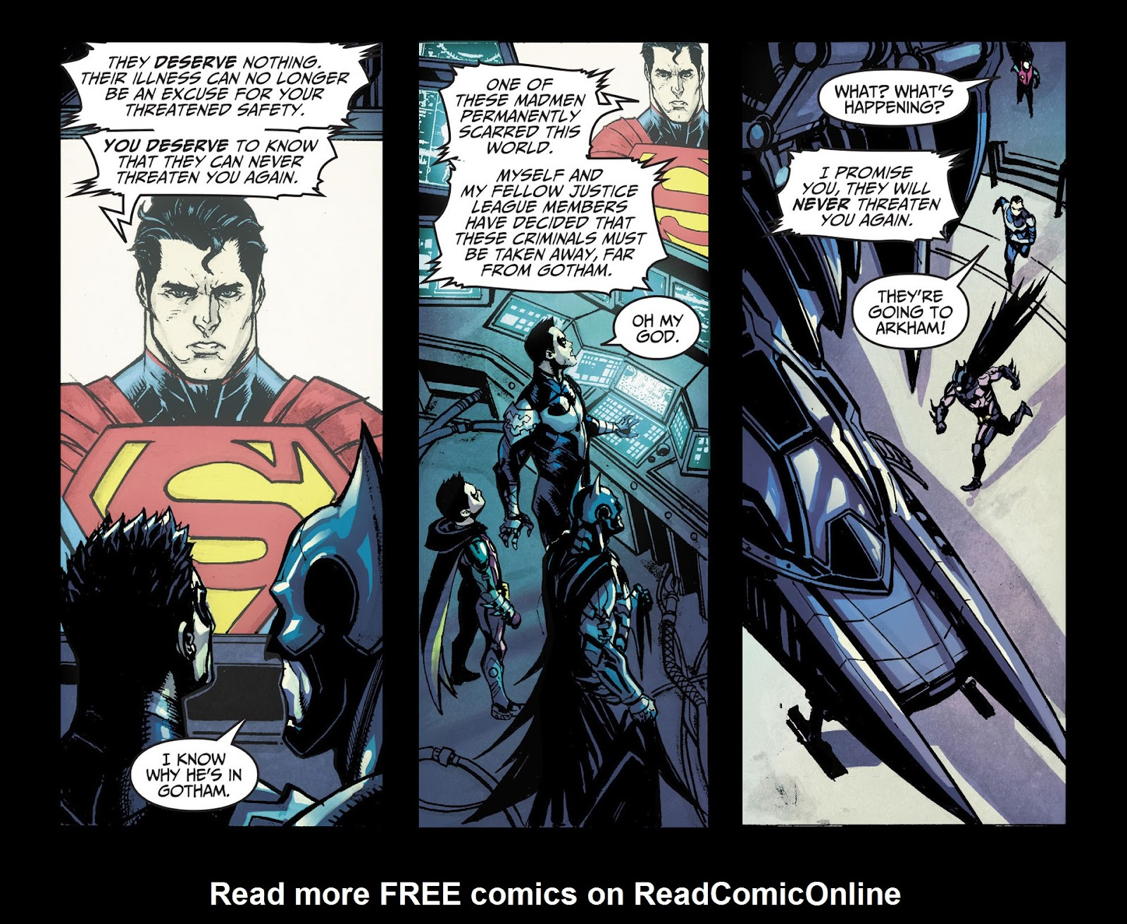 Injustice: Gods Among Us [I] Issue #14 #15 - English 16