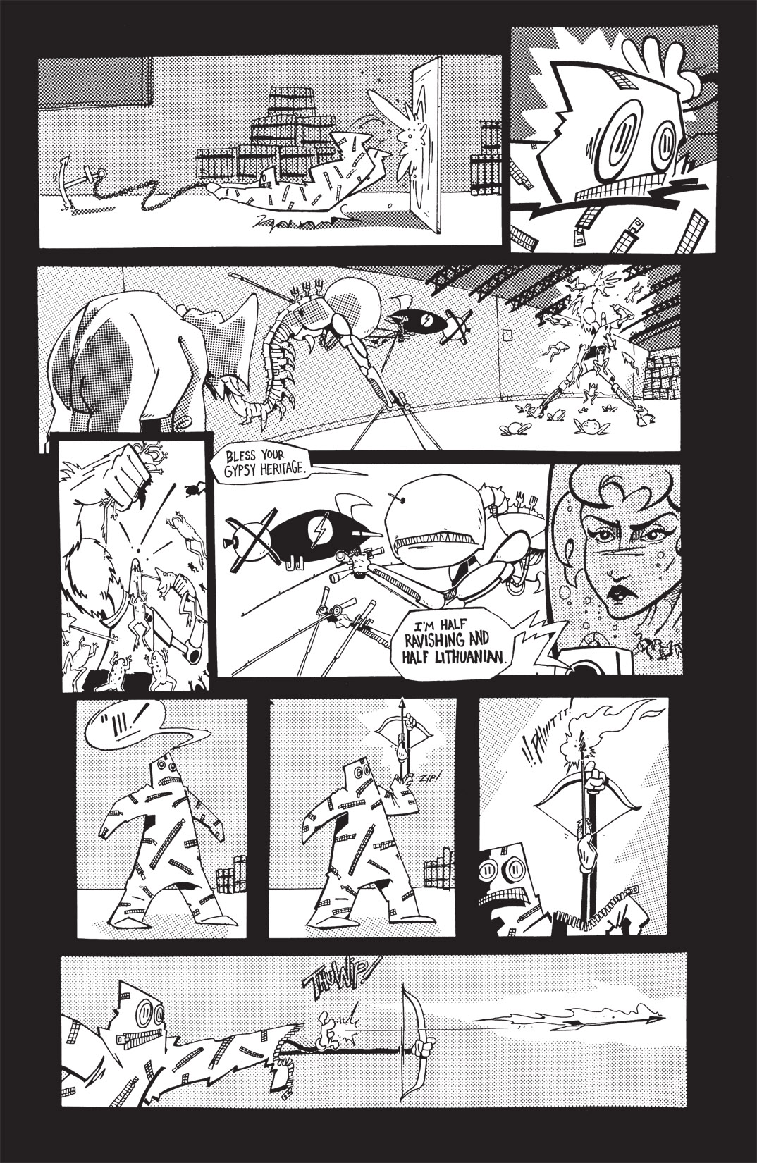 Read online Scud: The Disposable Assassin: The Whole Shebang comic -  Issue # TPB (Part 1) - 220
