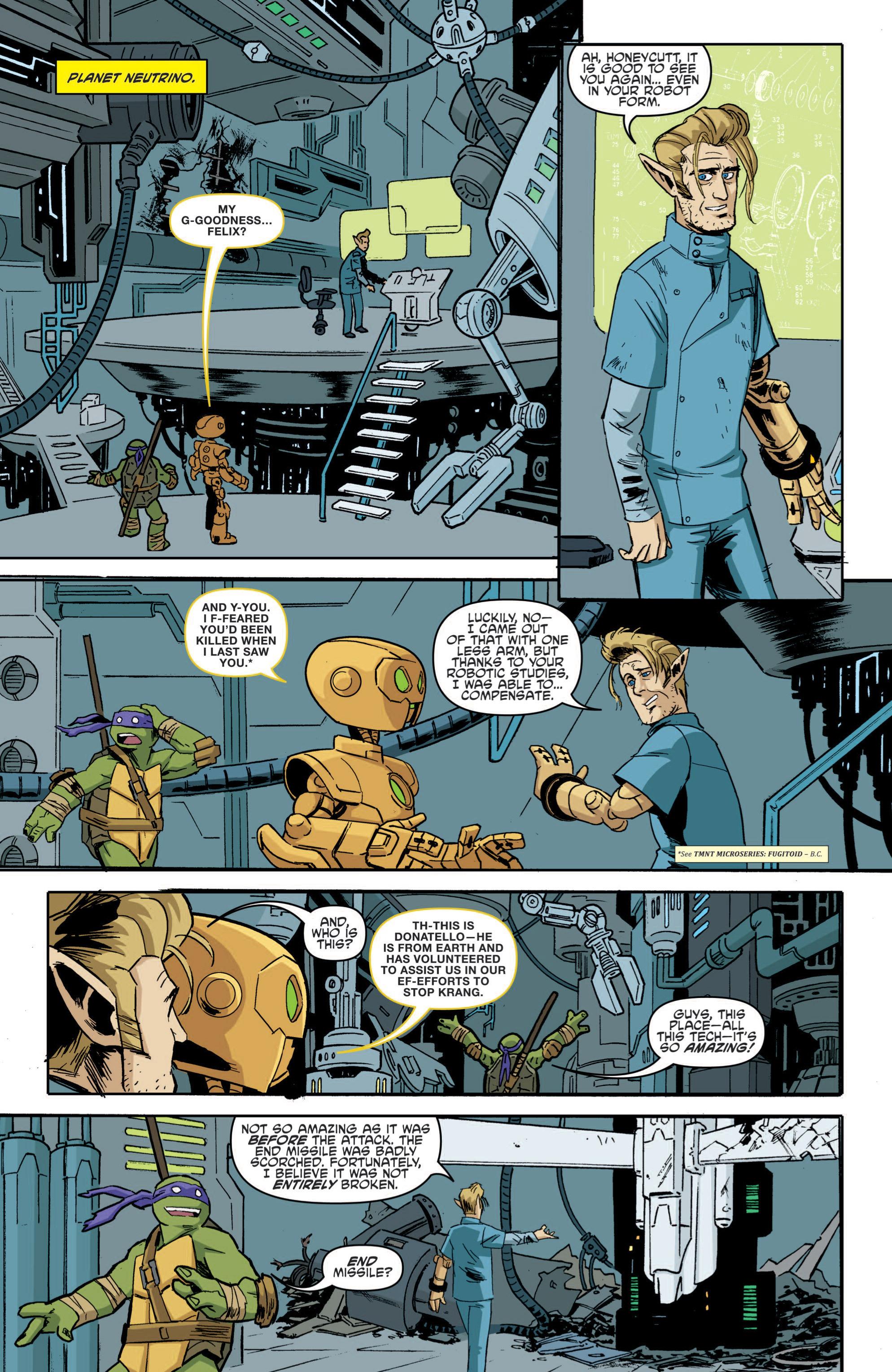 Read online Teenage Mutant Ninja Turtles (2011) comic -  Issue #19 - 14