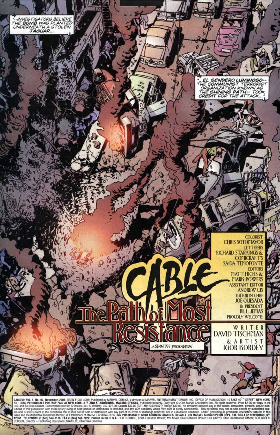 Cable (1993) 97 Page 2